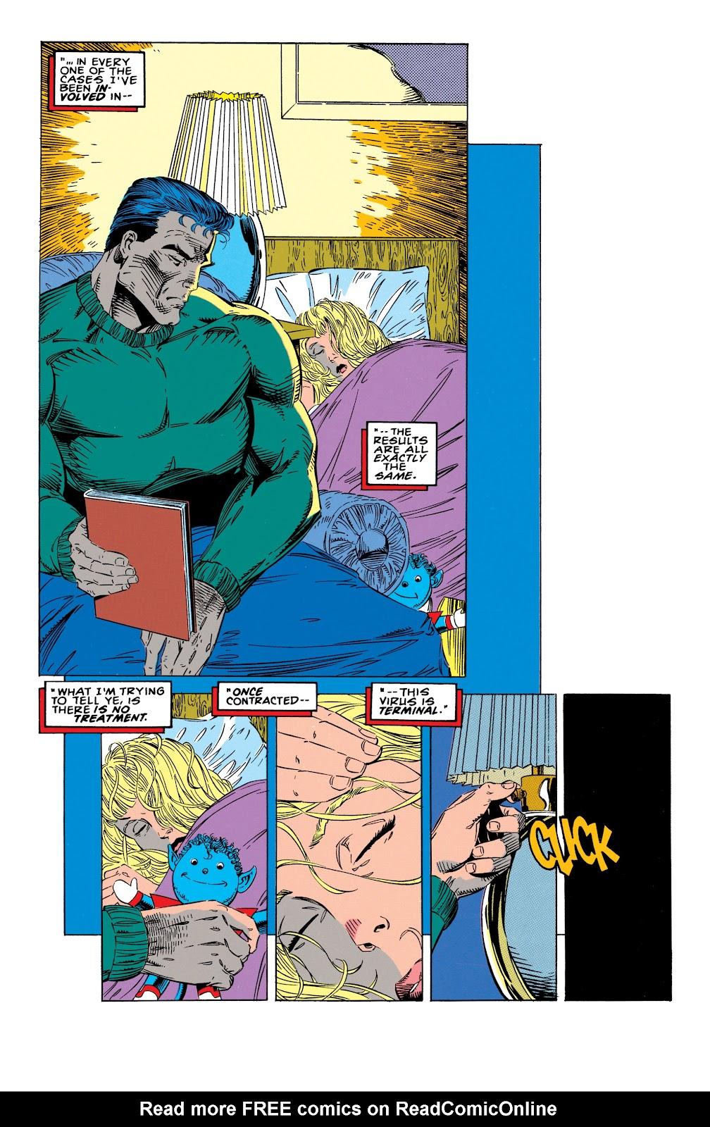 Uncanny X-Men (1963) issue 300 - Page 52