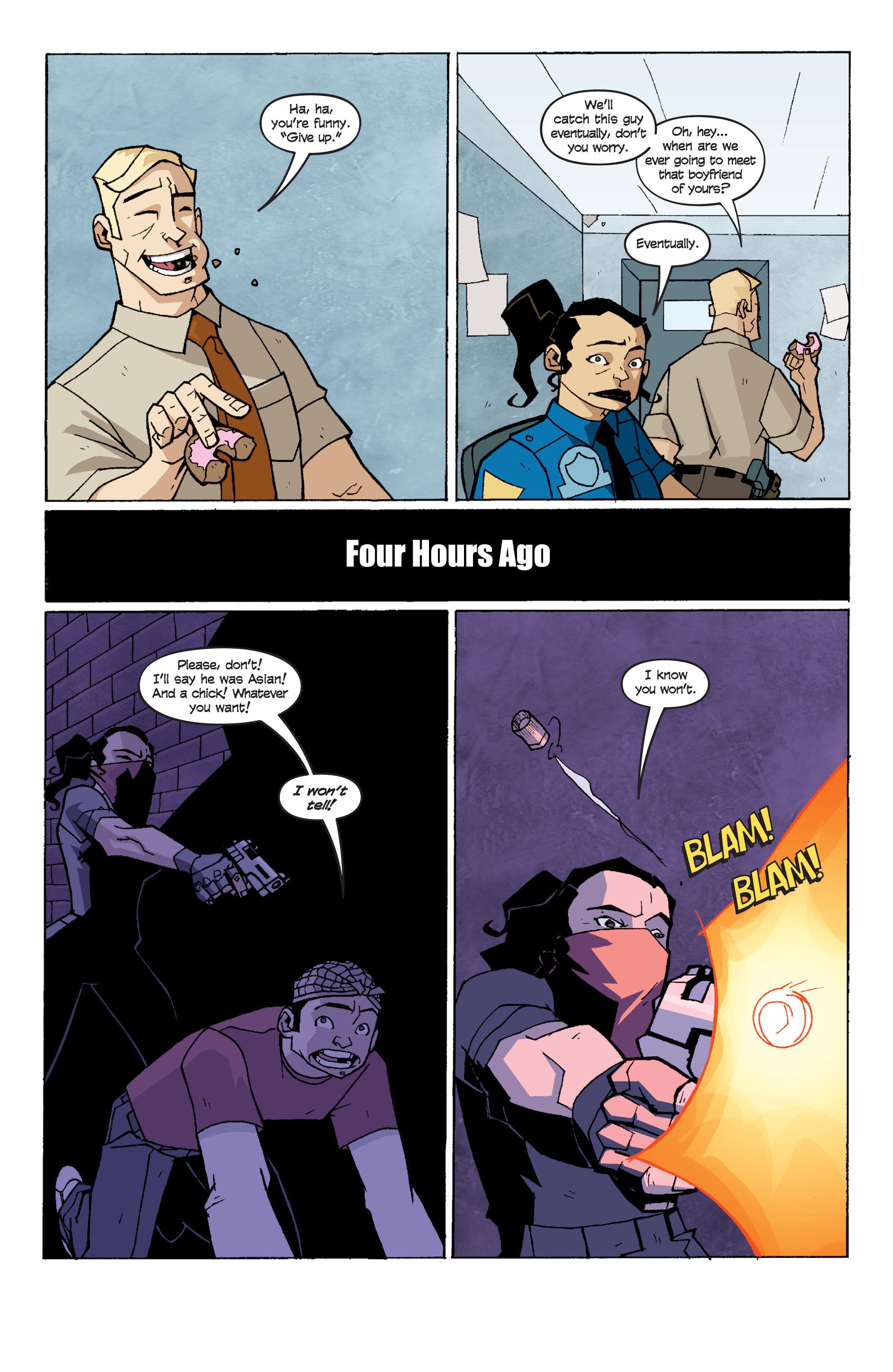 Read online Killer Of Demons comic -  Issue #2 - 20