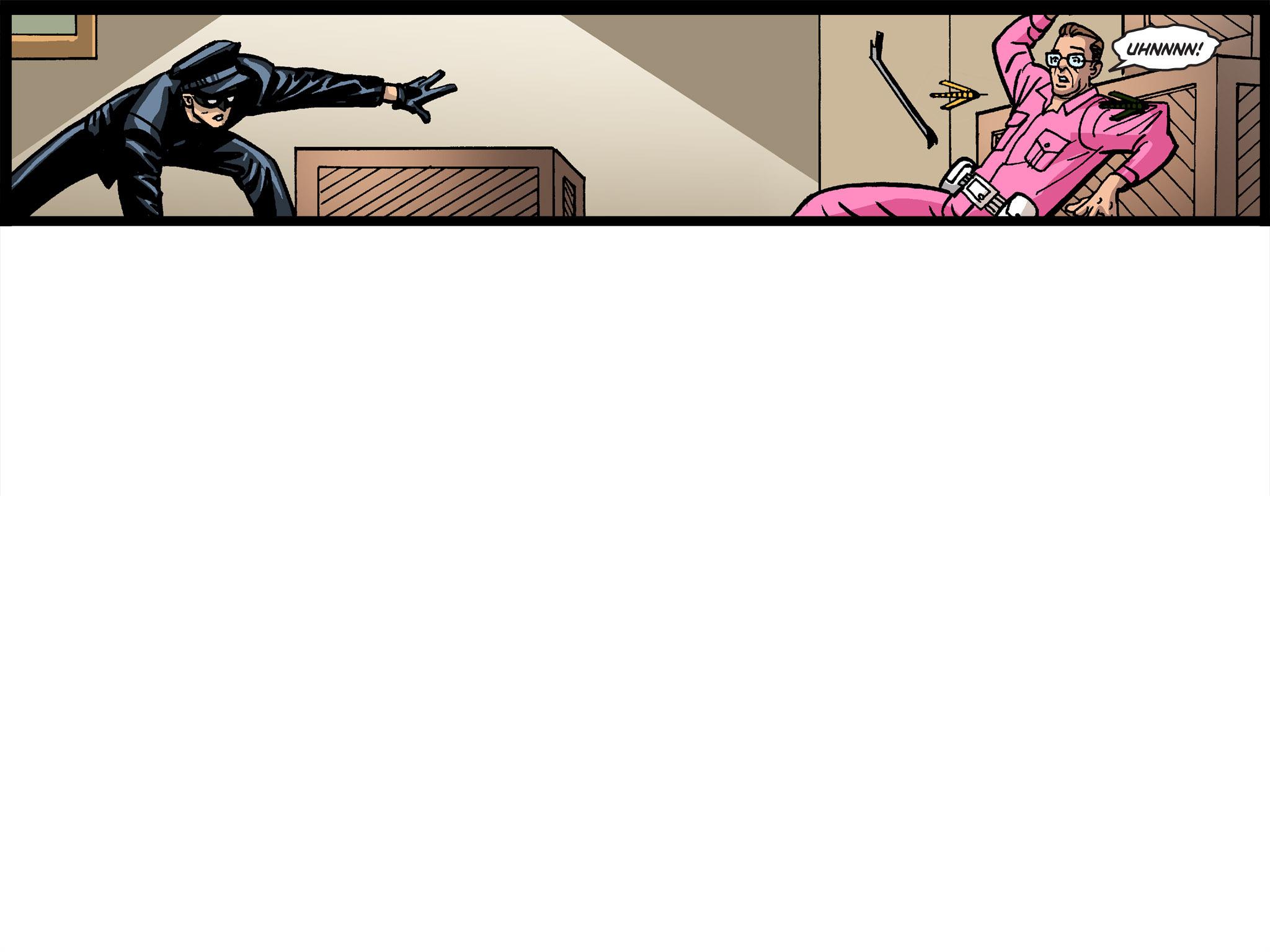 Read online Batman '66 Meets the Green Hornet [II] comic -  Issue #4 - 107