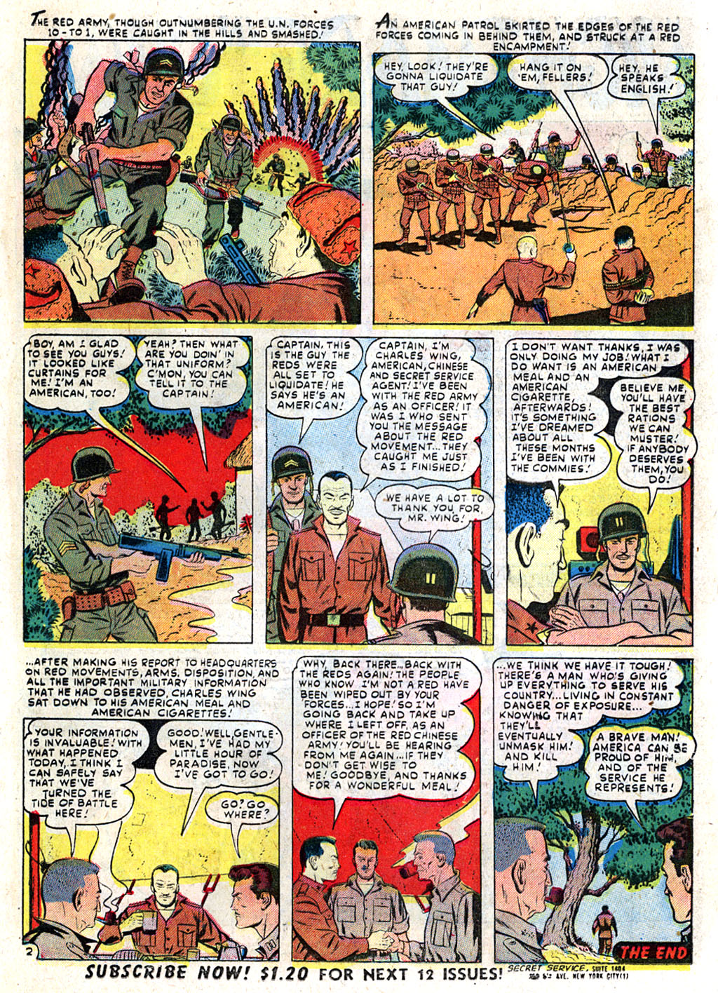 Kent Blake of the Secret Service issue 3 - Page 25