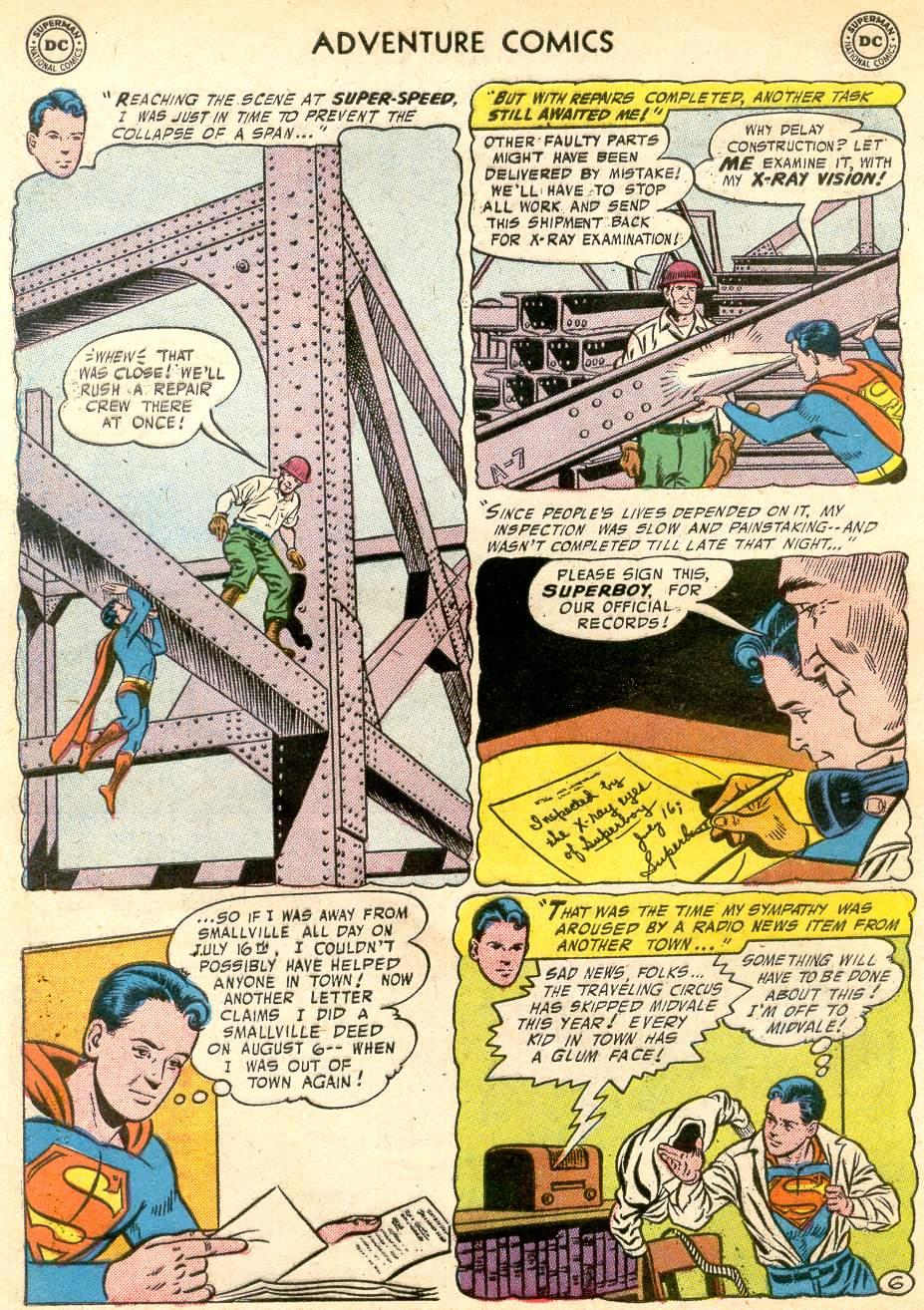 Read online Adventure Comics (1938) comic -  Issue #227 - 8