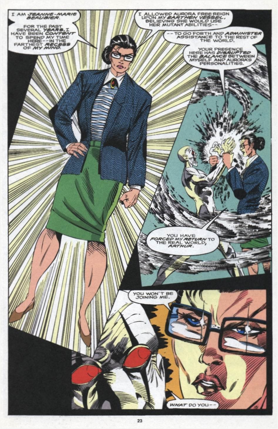 Read online Alpha Flight (1983) comic -  Issue #104 - 18