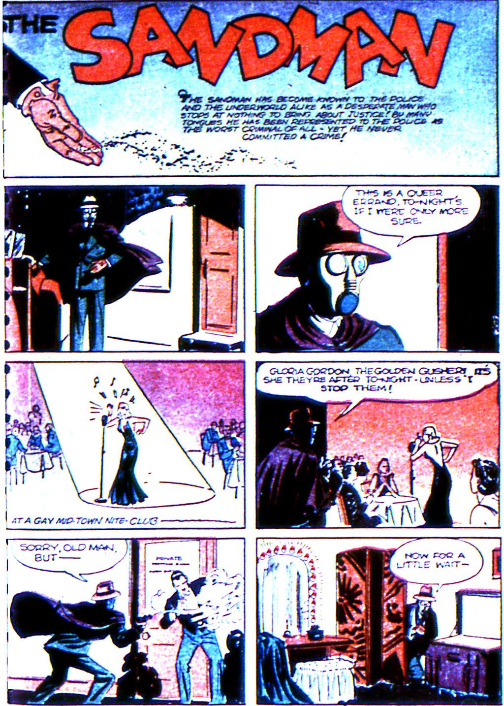 Read online Adventure Comics (1938) comic -  Issue #45 - 3