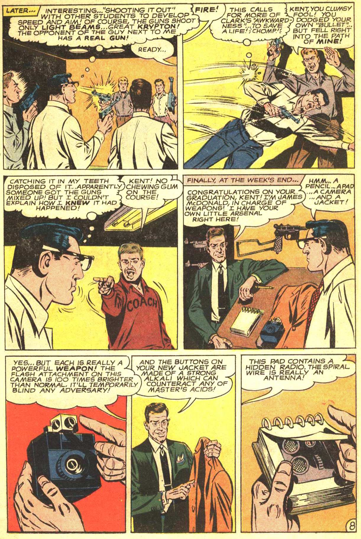 Action Comics (1938) 348 Page 8