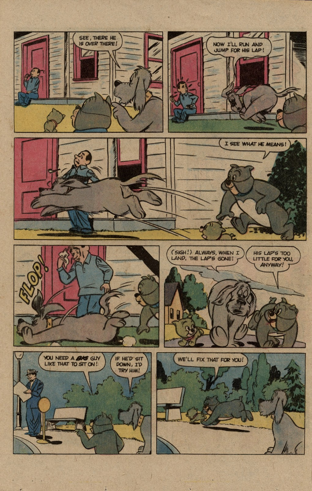 Tom and Jerry issue 299 - Page 16
