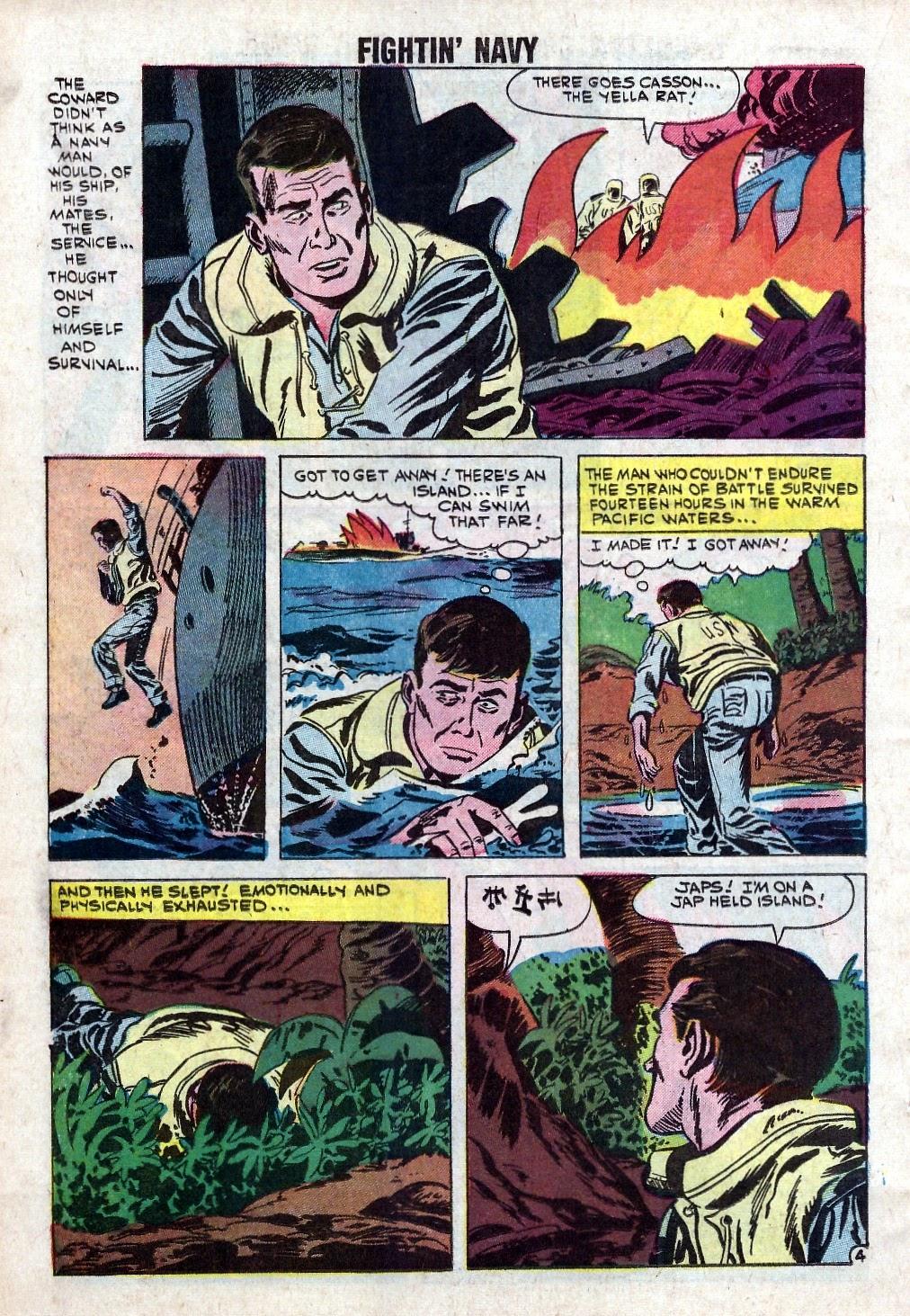 Read online Fightin' Navy comic -  Issue #94 - 18