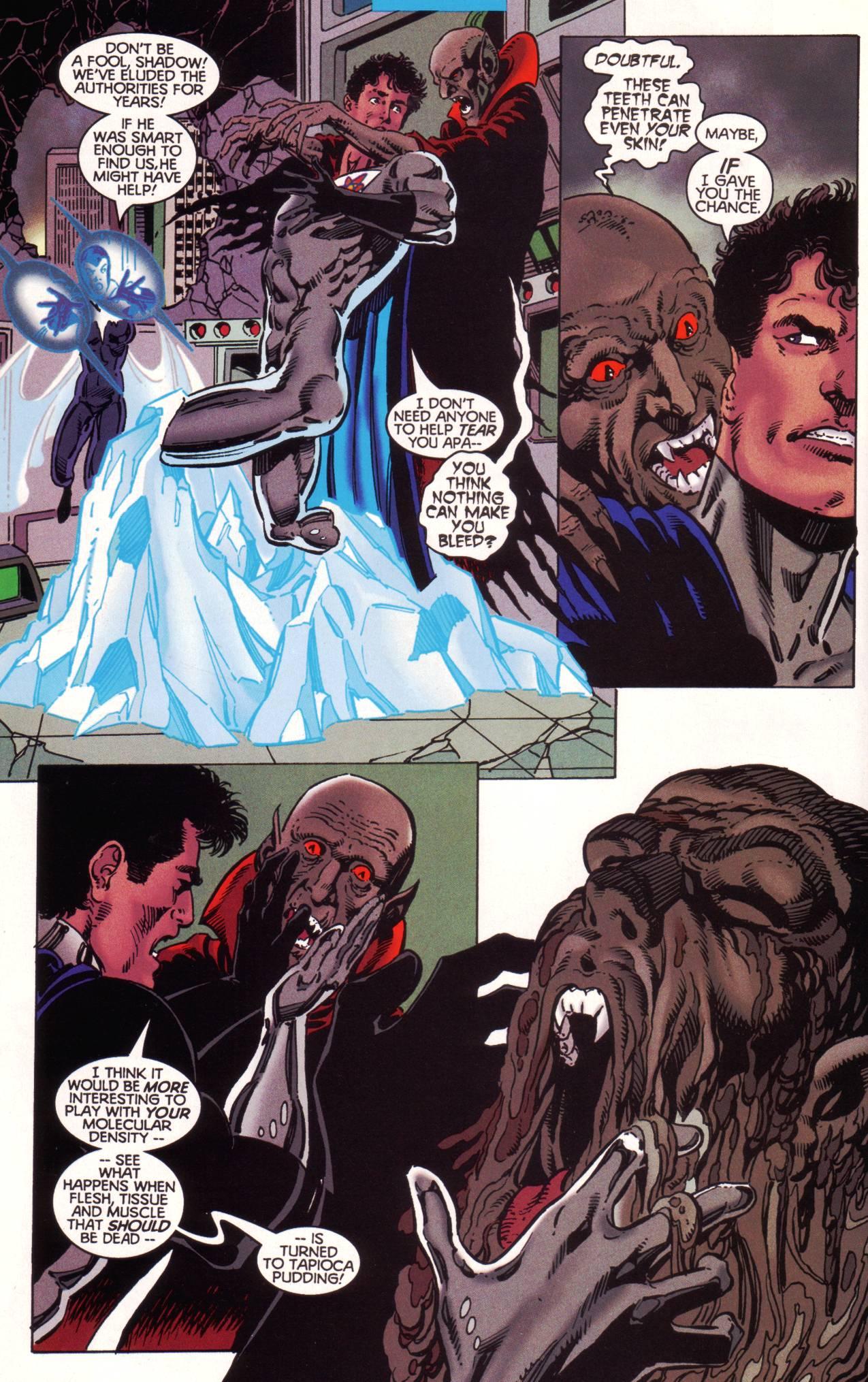 Read online Tangent Comics/ The Atom comic -  Issue # Full - 5