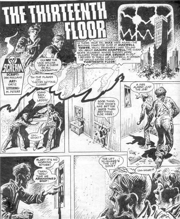 Read online The Thirteenth Floor (2007) comic -  Issue # Full - 41
