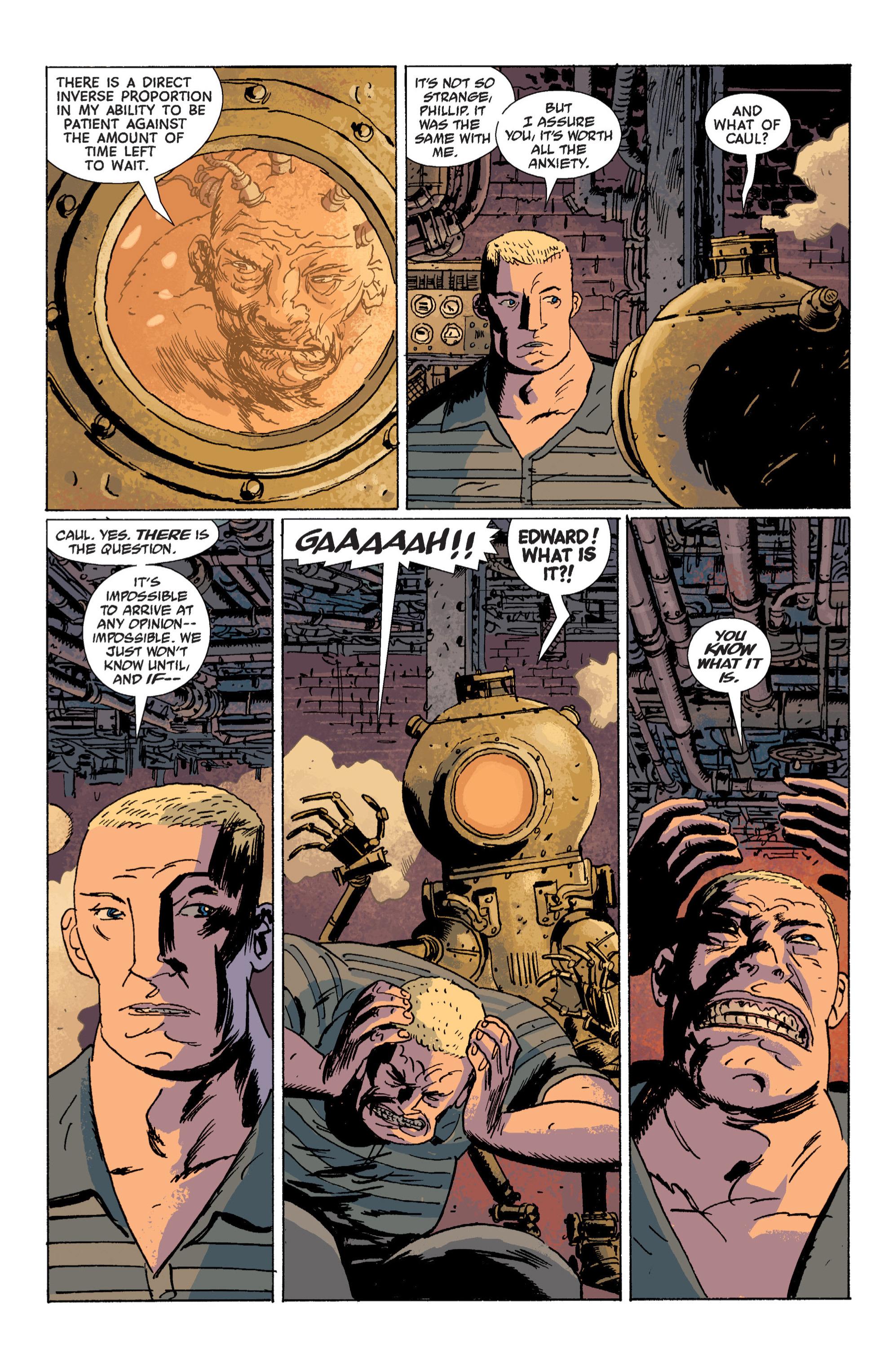 Read online B.P.R.D. (2003) comic -  Issue # TPB 7 - 52