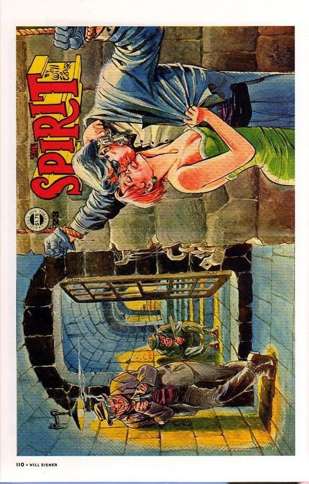 Read online Will Eisner's The Spirit Archives comic -  Issue # TPB 26 (Part 2) - 17