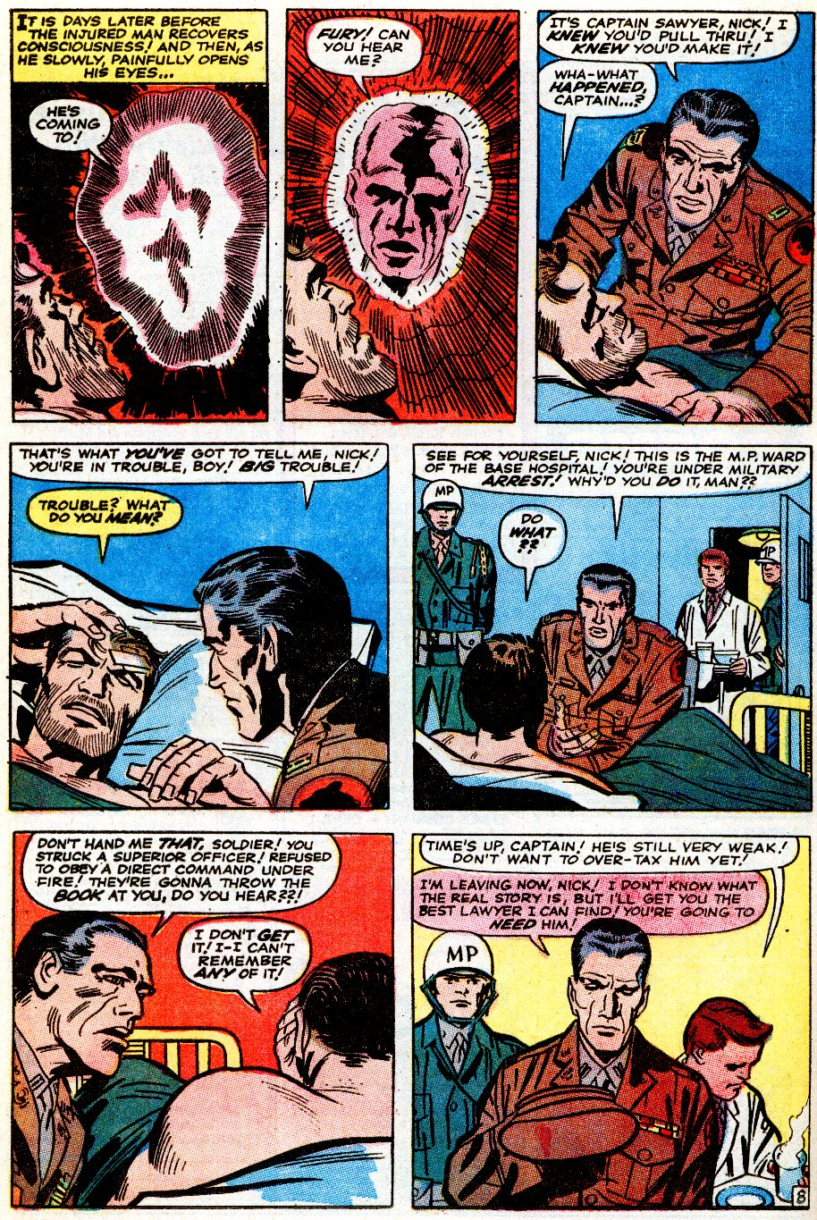 Read online Sgt. Fury comic -  Issue # _Special 5 - 46
