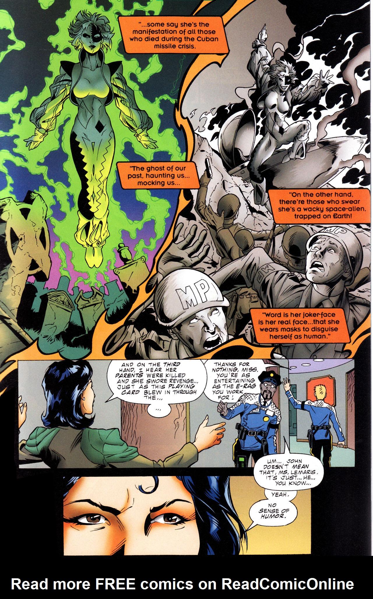 Read online Tangent Comics/ The Joker comic -  Issue # Full - 12
