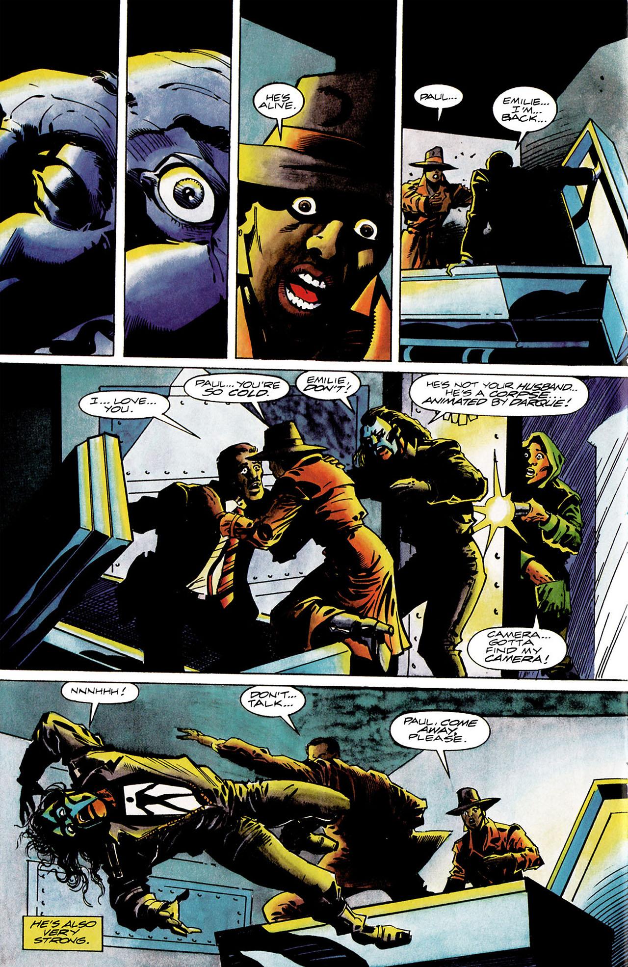 Read online Shadowman (1992) comic -  Issue #11 - 16