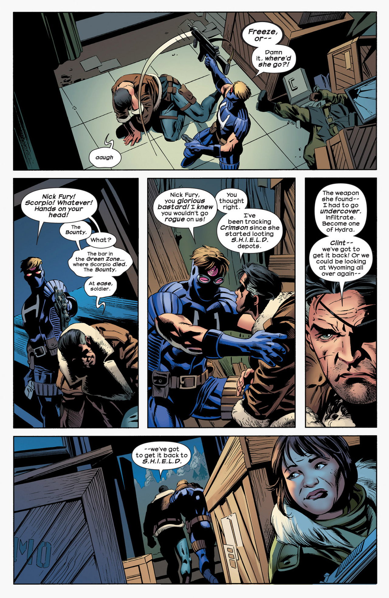 Read online Ultimate Comics Ultimates comic -  Issue #21 - 8