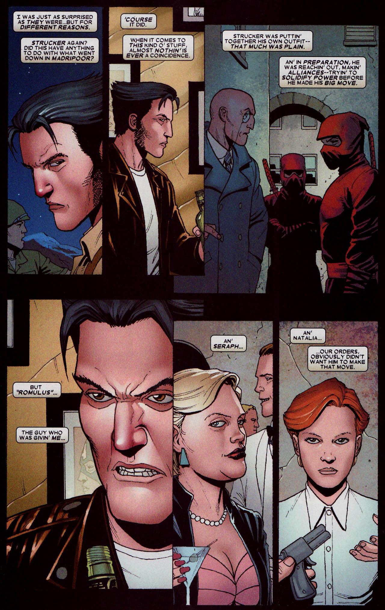 Read online Wolverine: Origins comic -  Issue #18 - 8