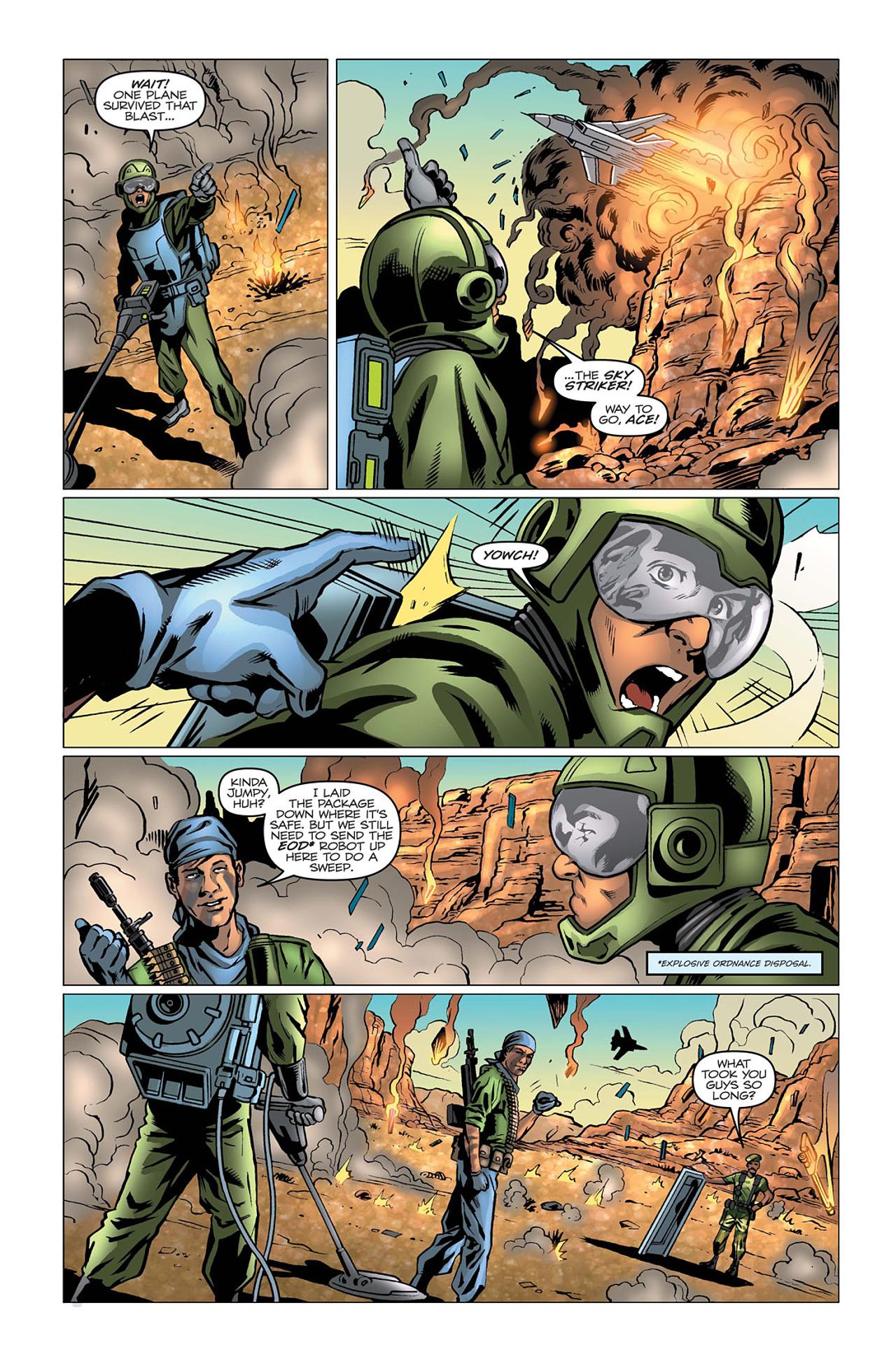 G.I. Joe: A Real American Hero 165 Page 21