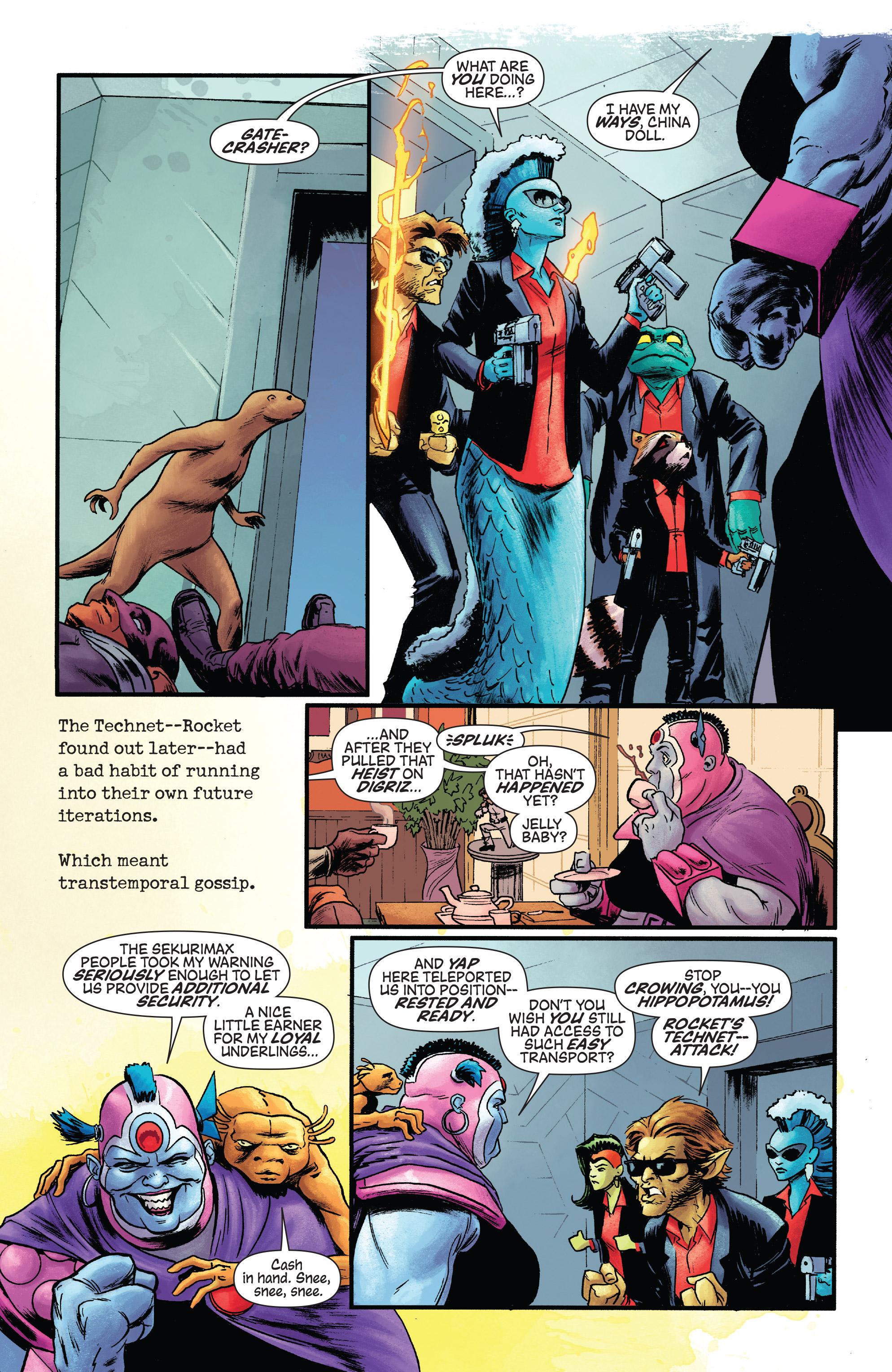 Read online Rocket comic -  Issue #2 - 5