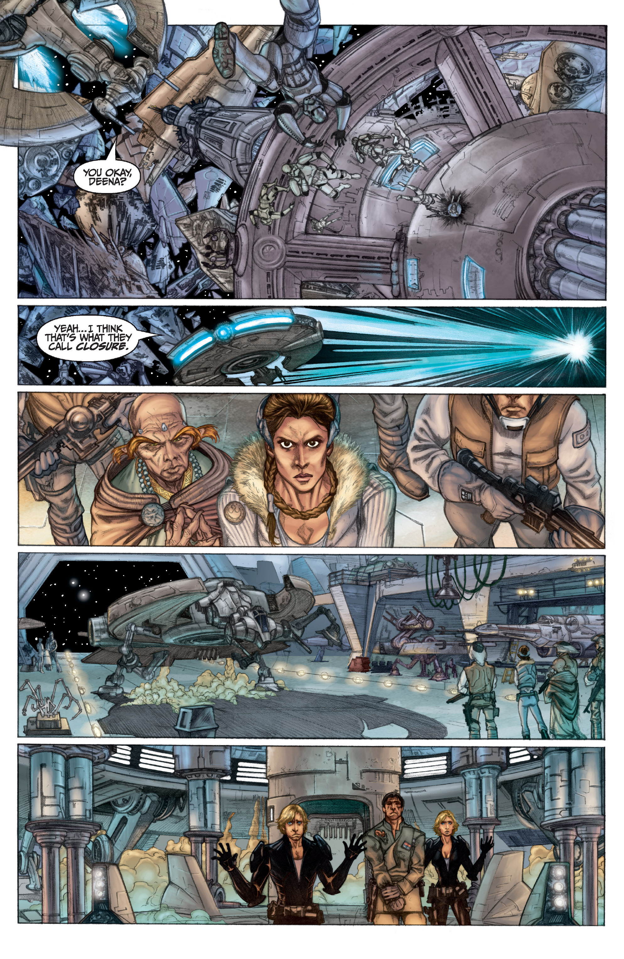 Read online Star Wars Omnibus comic -  Issue # Vol. 22 - 398