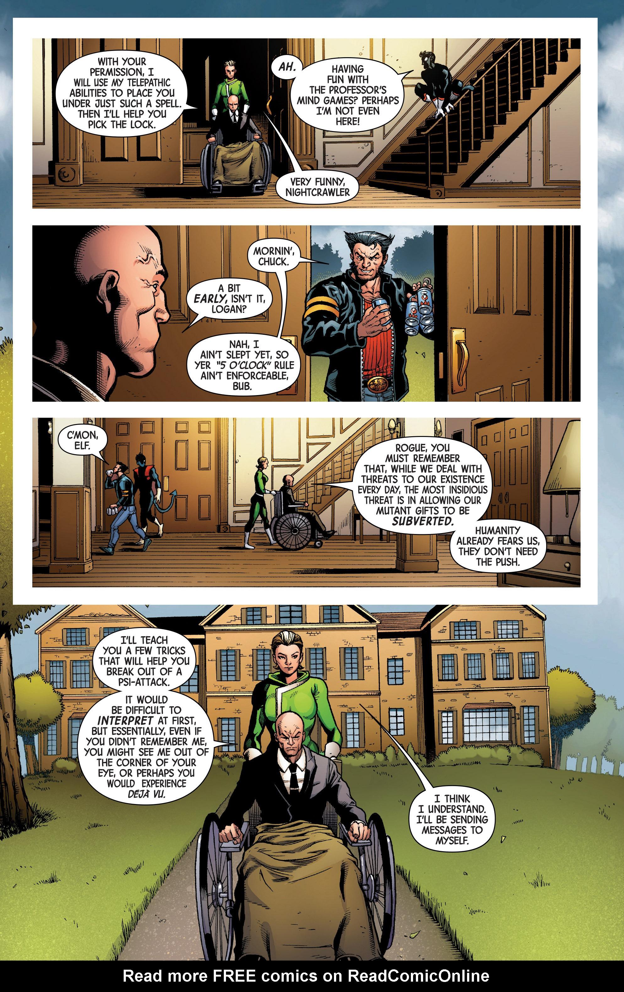 Read online Uncanny Avengers [II] comic -  Issue #8 - 7