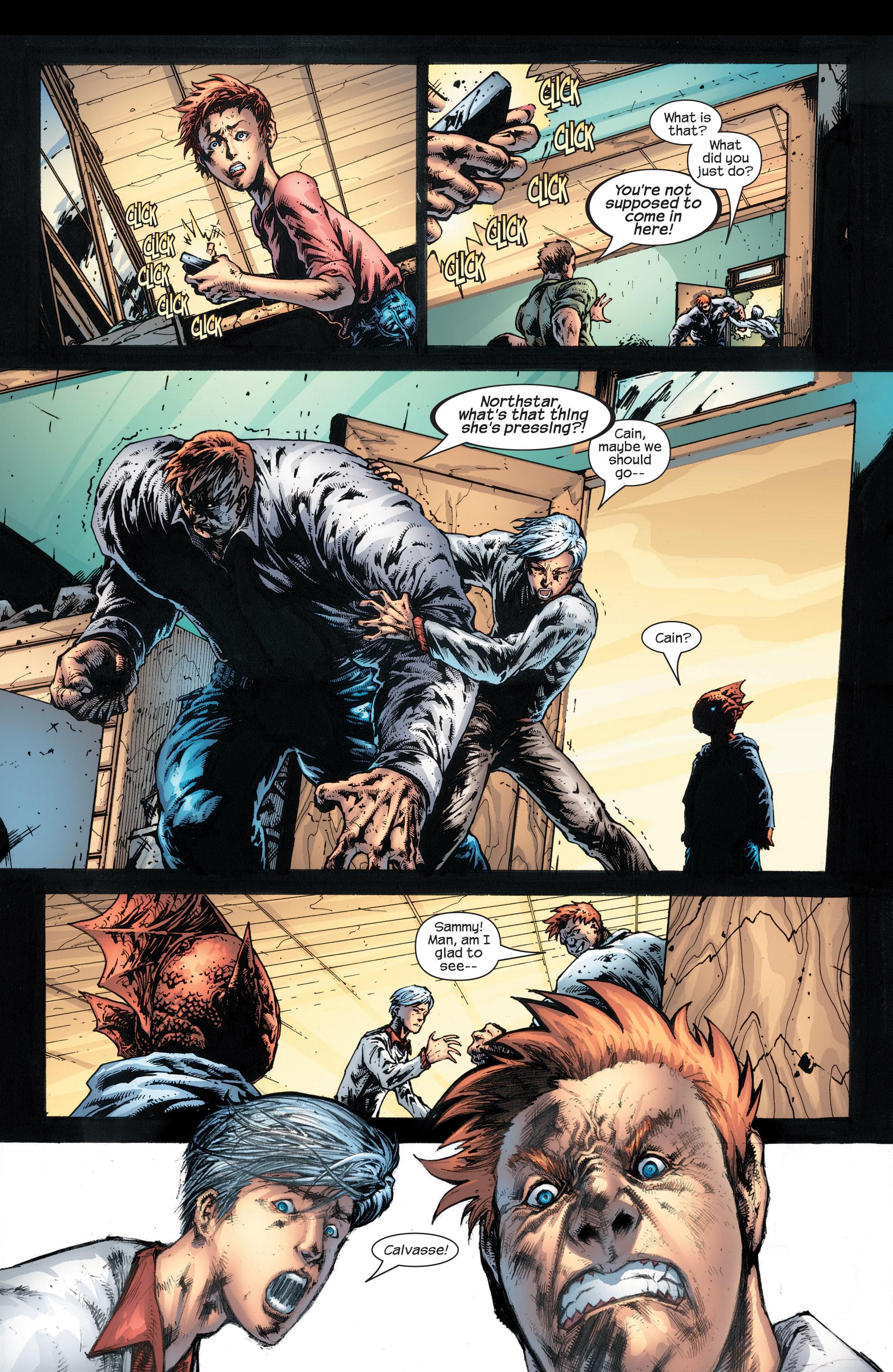 Read online Uncanny X-Men (1963) comic -  Issue #432 - 12