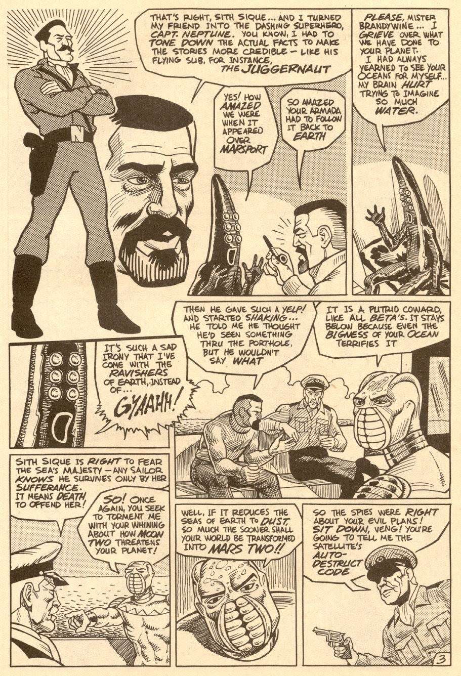 Commies from Mars: The Red Planet issue 6 - Page 22