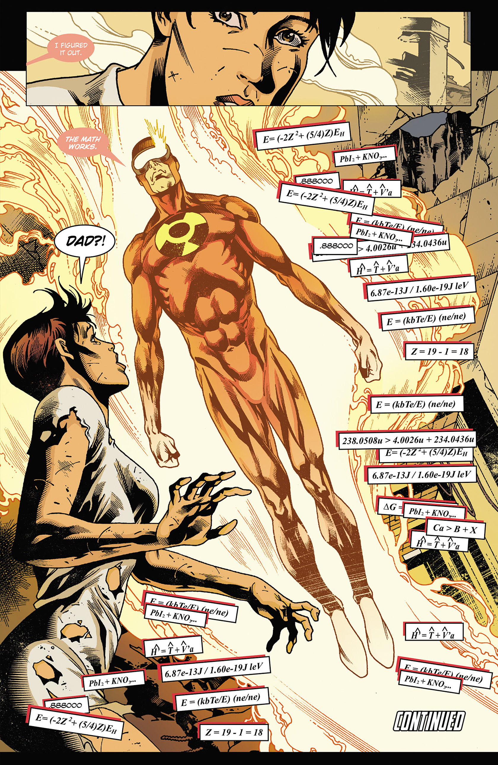 Read online Solar: Man of the Atom (2014) comic -  Issue #2 - 23