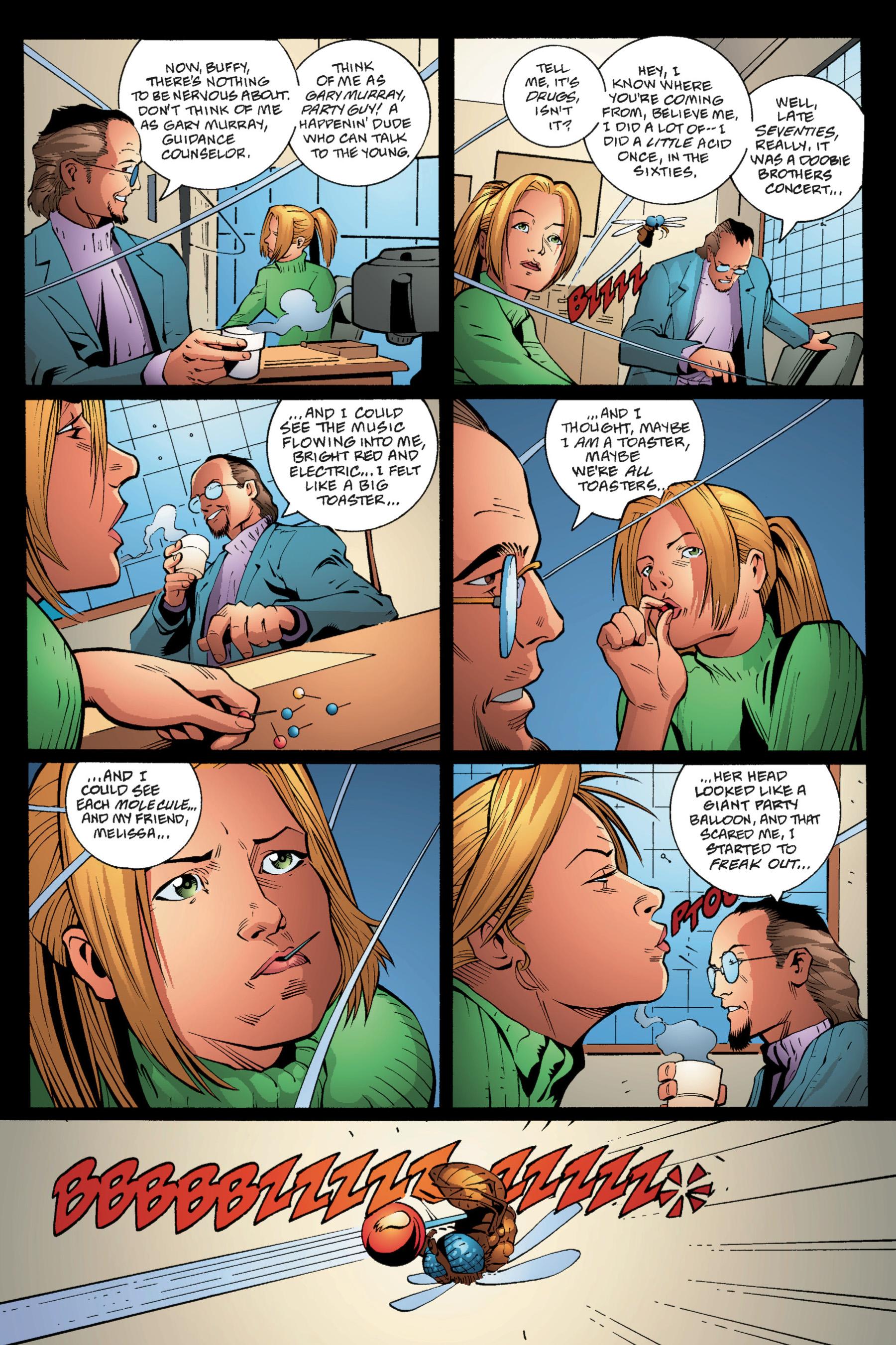 Read online Buffy the Vampire Slayer: Omnibus comic -  Issue # TPB 1 - 66