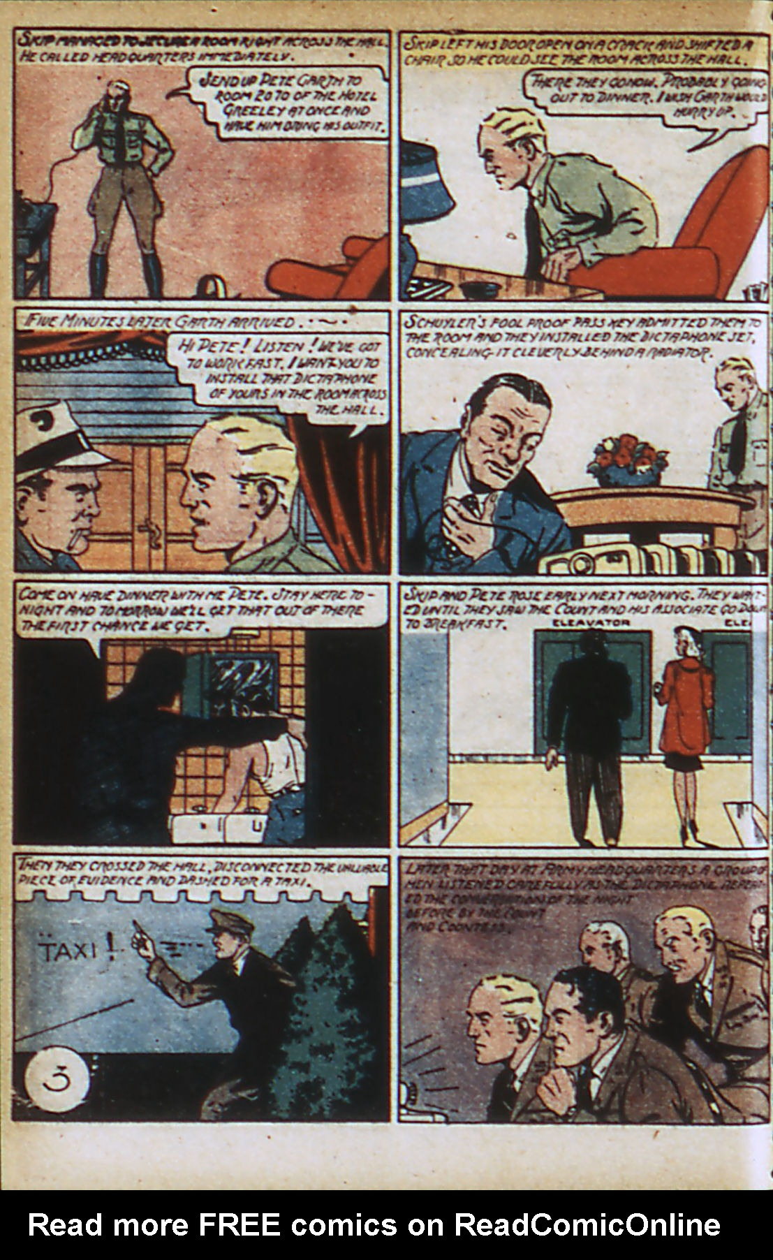 Read online Adventure Comics (1938) comic -  Issue #37 - 53
