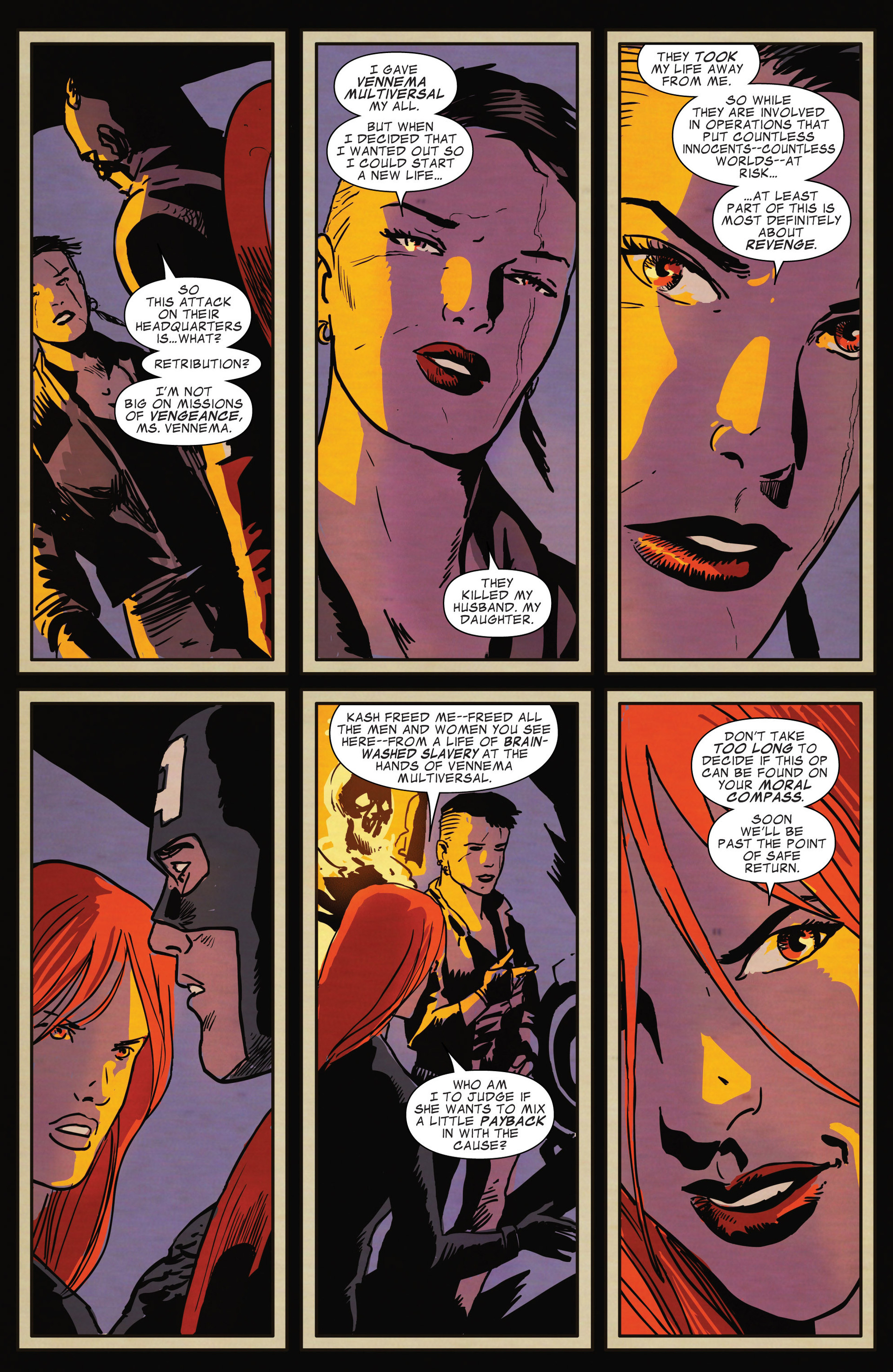 Read online Captain America And Black Widow comic -  Issue #640 - 5