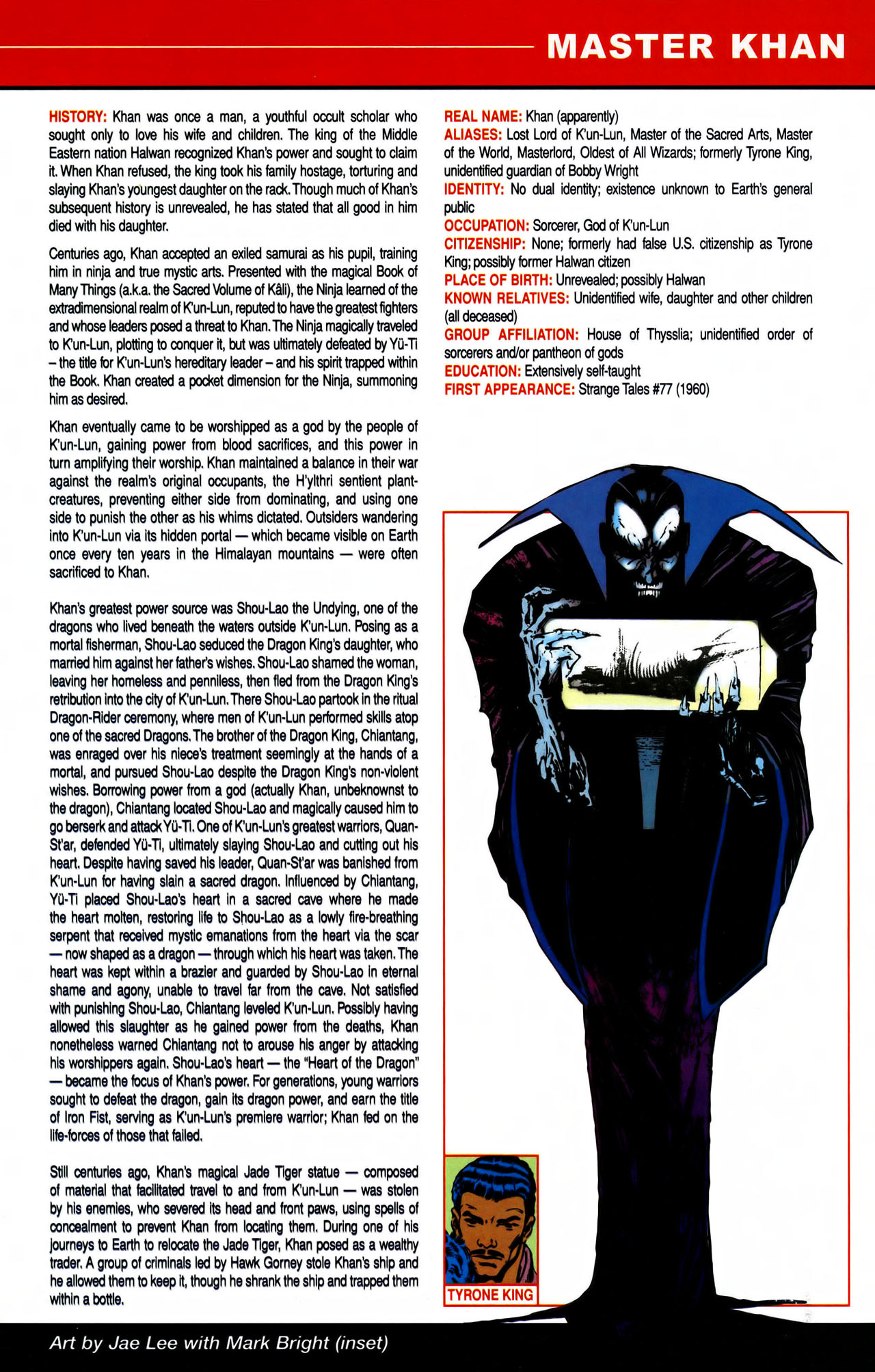 Read online All-New Official Handbook of the Marvel Universe A to Z comic -  Issue #7 - 15