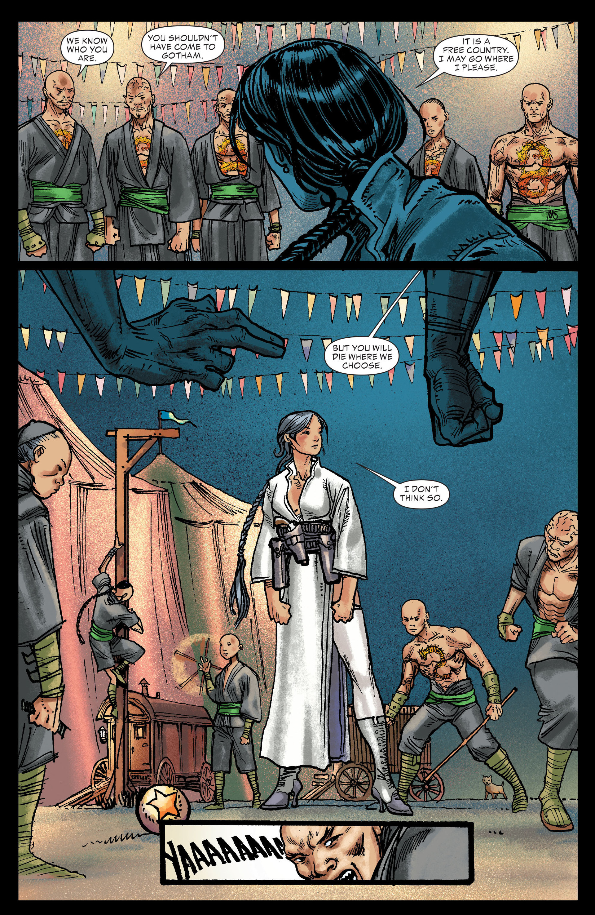Read online All-Star Western (2011) comic -  Issue #13 - 8