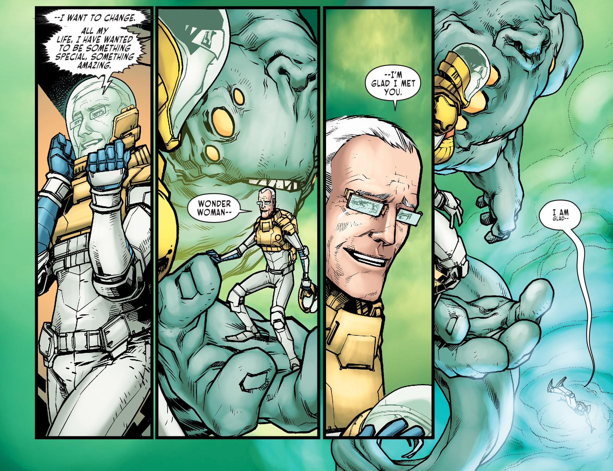 Read online Sensation Comics Featuring Wonder Woman comic -  Issue #21 - 20