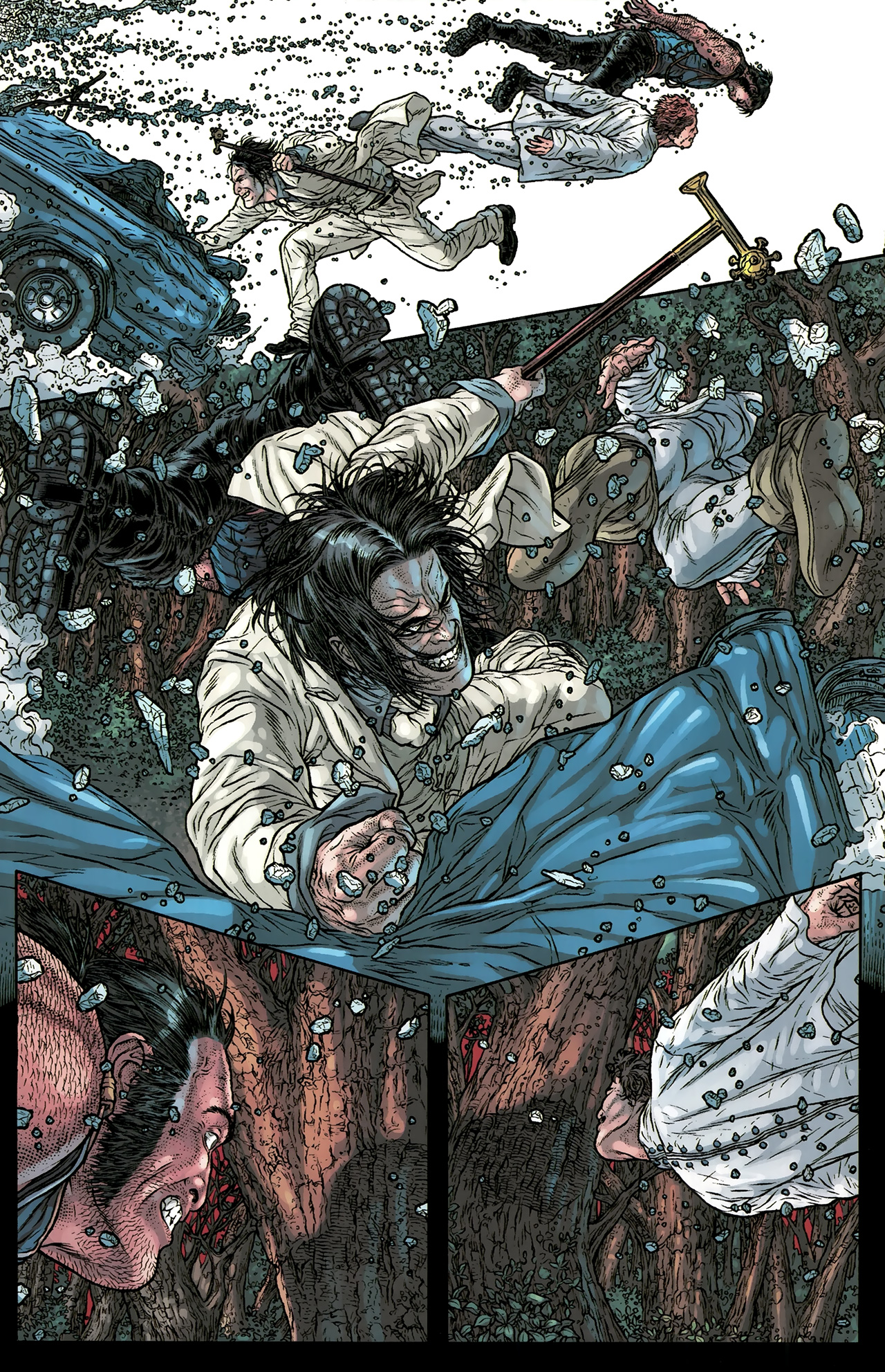 Read online Wolverine: The Best There Is comic -  Issue #10 - 13