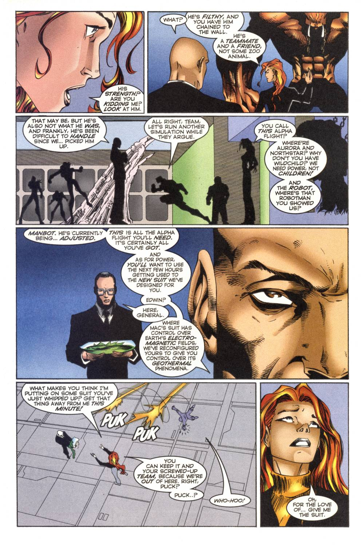 Read online Alpha Flight (1997) comic -  Issue #1 - 22