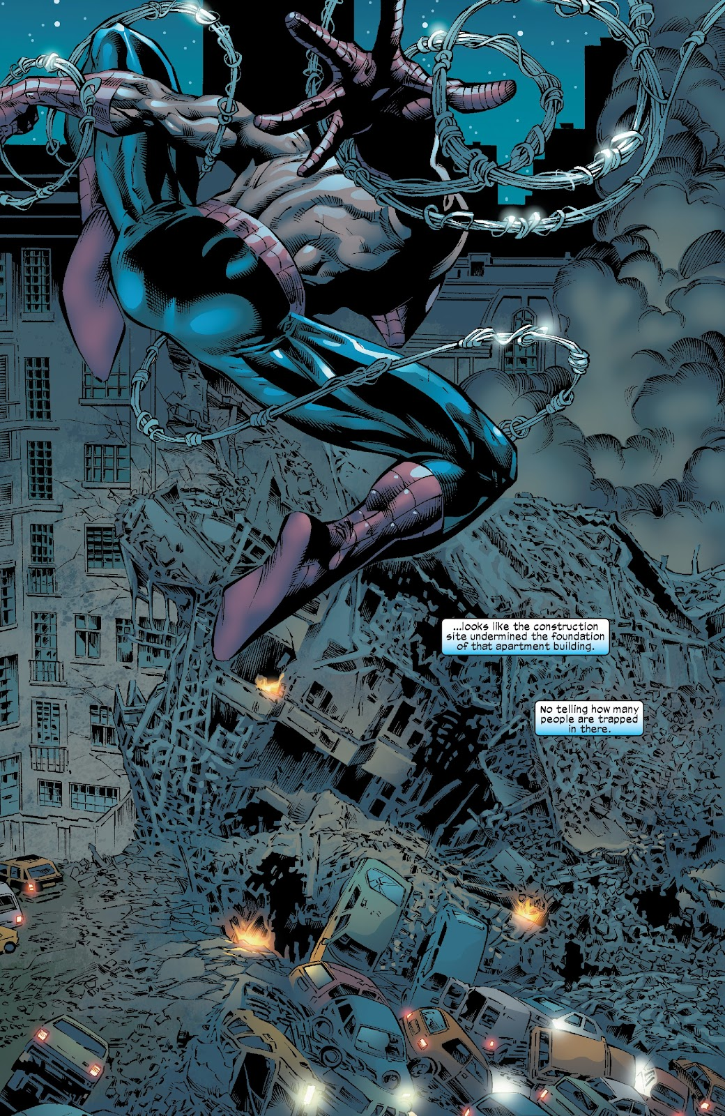 The Amazing Spider-Man by JMS Ultimate Collection issue TPB 4 (Part 5) - Page 1