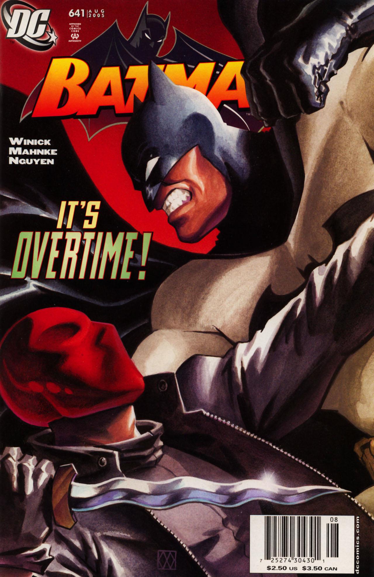 Batman: Under The Hood 7 Page 1
