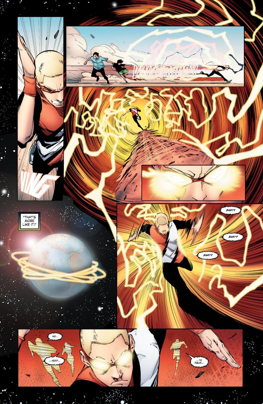 Read online Smallville Season 11 [II] comic -  Issue # TPB 3 - 108