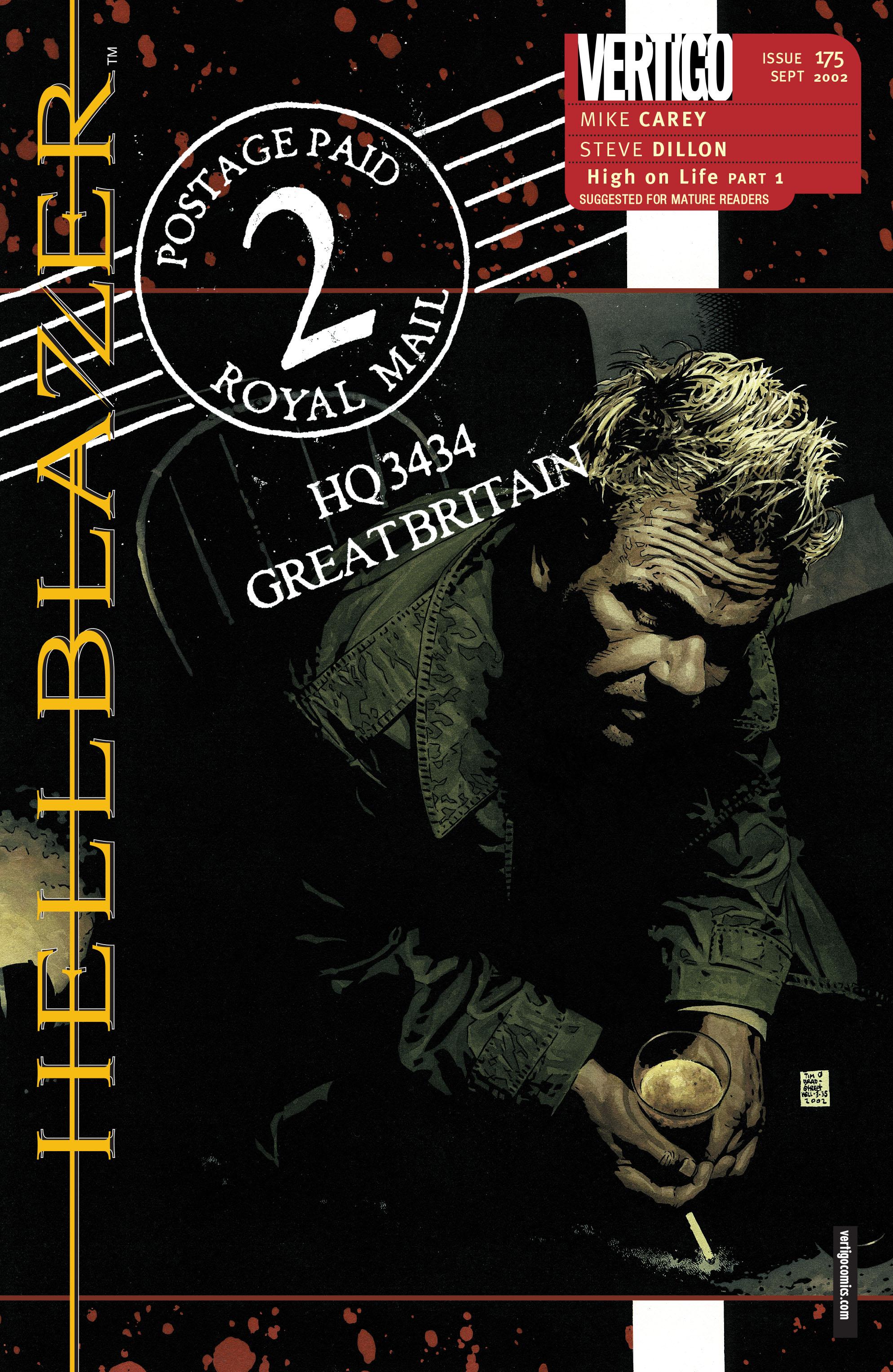 Hellblazer issue 175 - Page 1