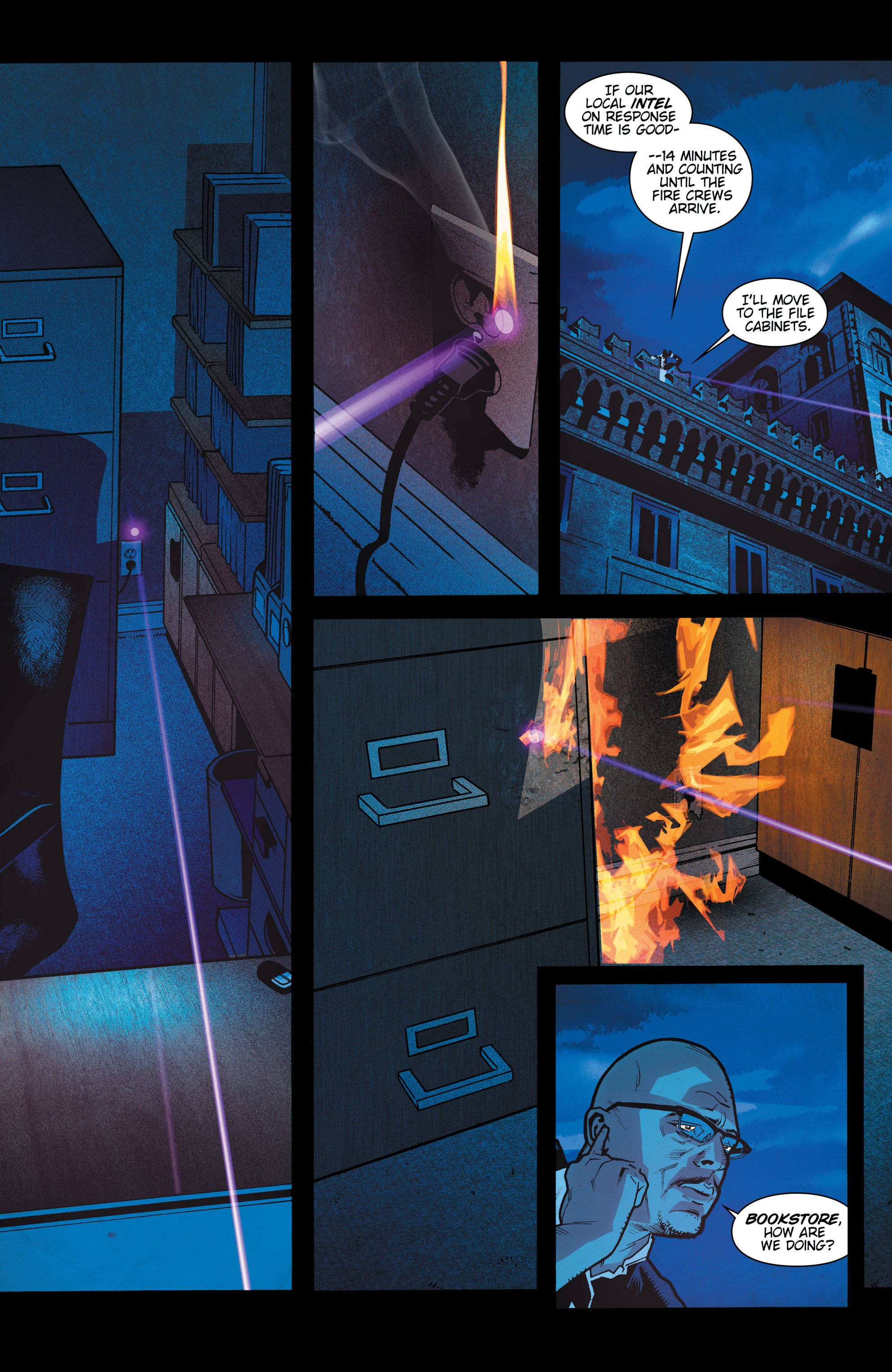 Read online The Activity comic -  Issue #1 - 20