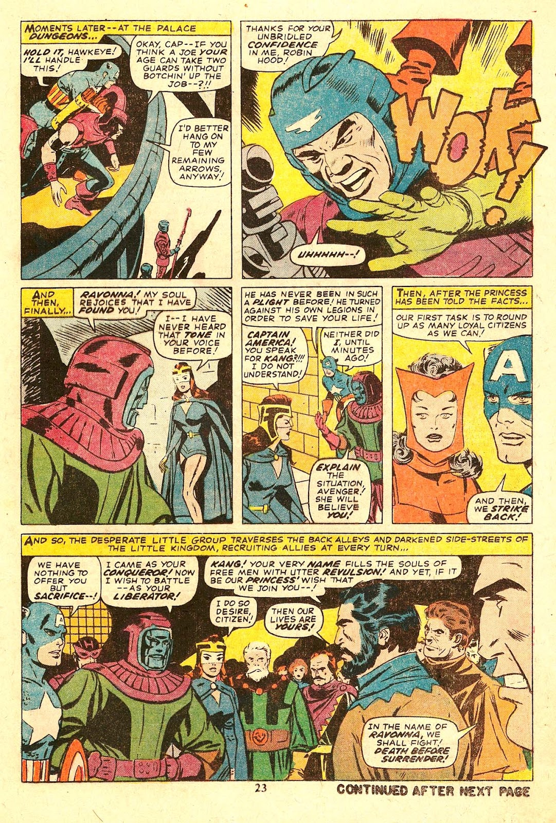 Marvel Triple Action (1972) issue 18 - Page 25