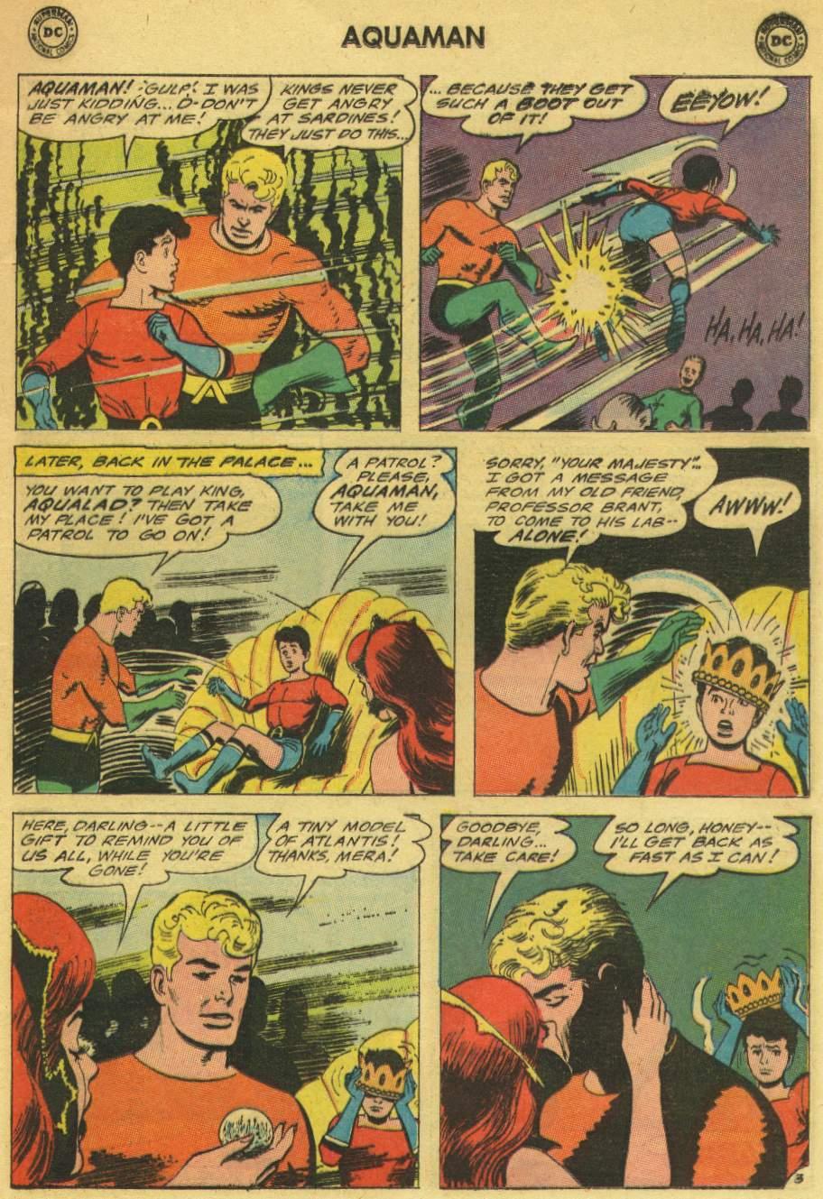 Aquaman (1962) Issue #21 #21 - English 5