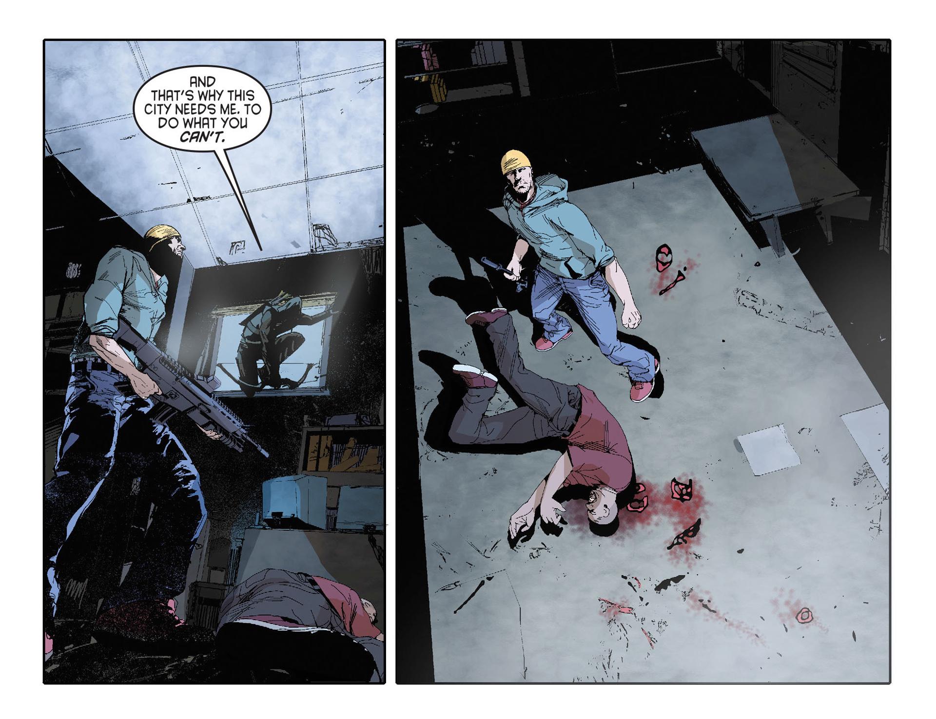 Read online Arrow [II] comic -  Issue #27 - 20