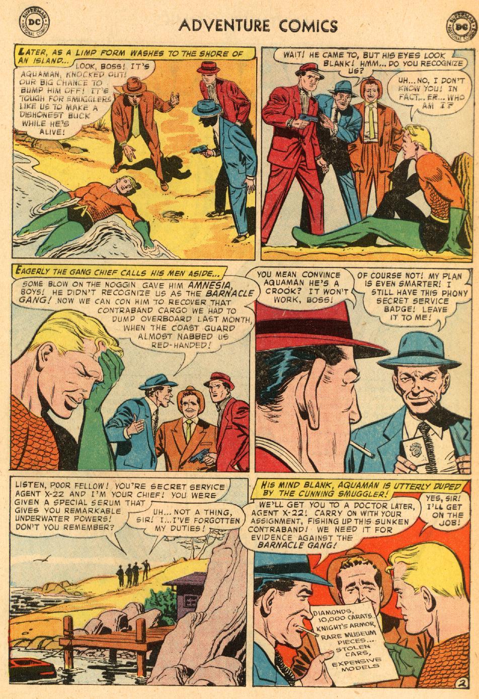 Read online Adventure Comics (1938) comic -  Issue #249 - 28