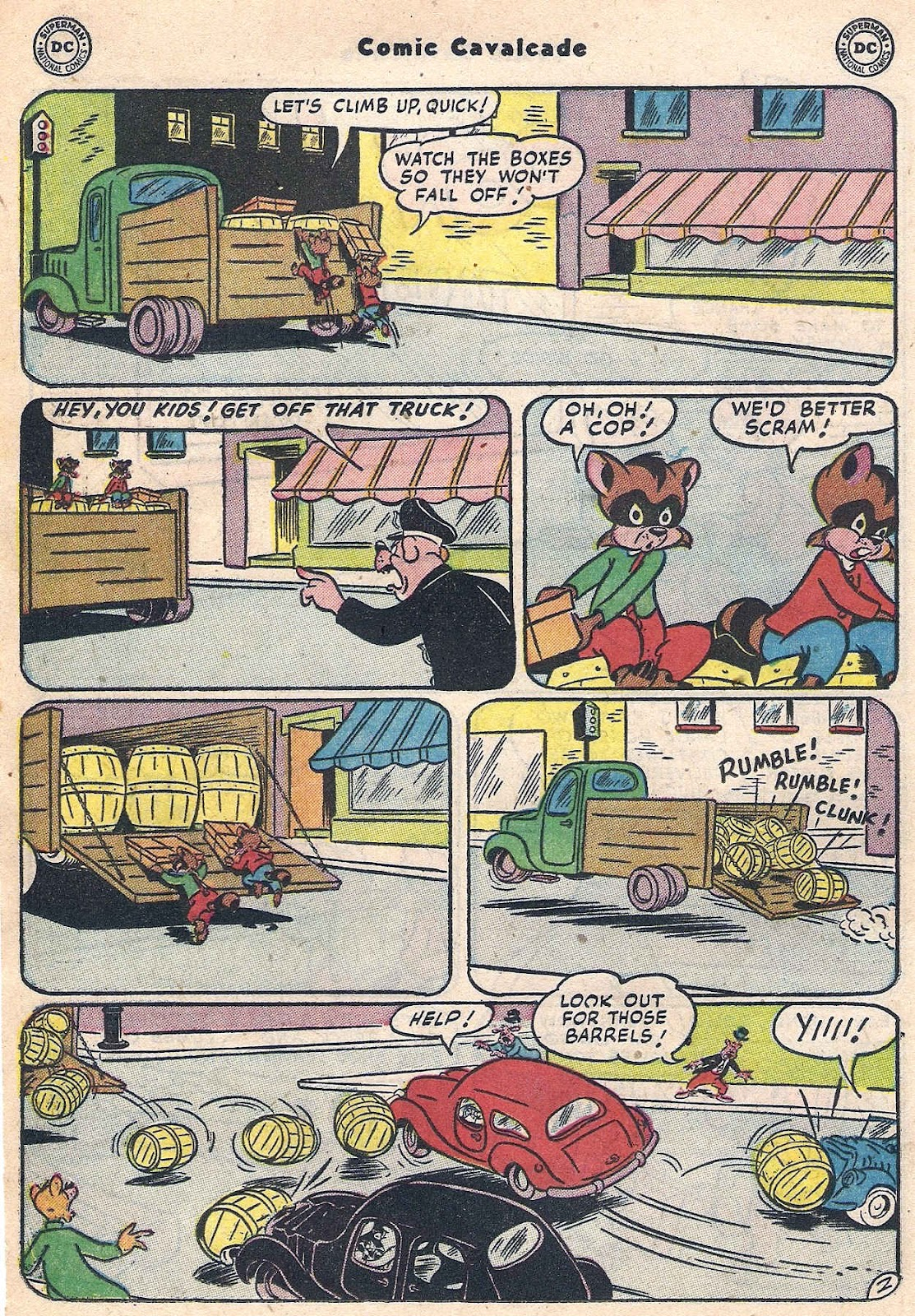 Comic Cavalcade issue 56 - Page 26