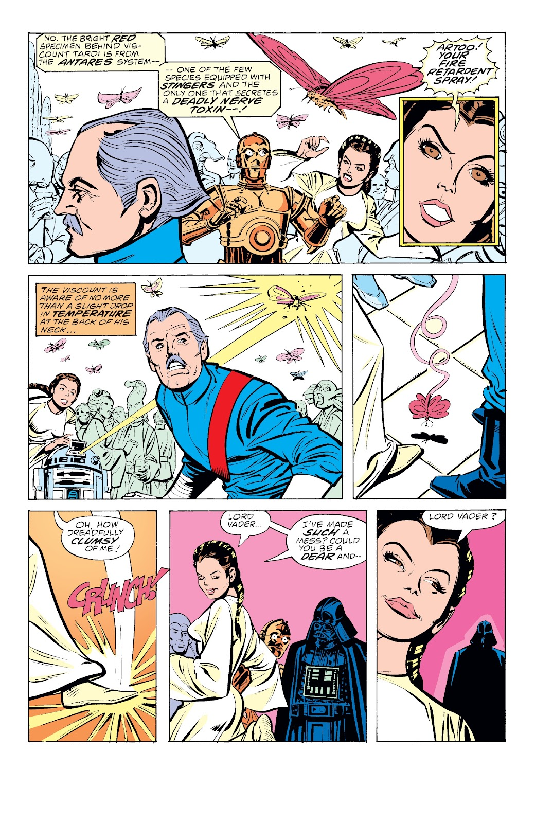 Read online Star Wars Legends: The Original Marvel Years - Epic Collection comic -  Issue # TPB 3 (Part 2) - 95
