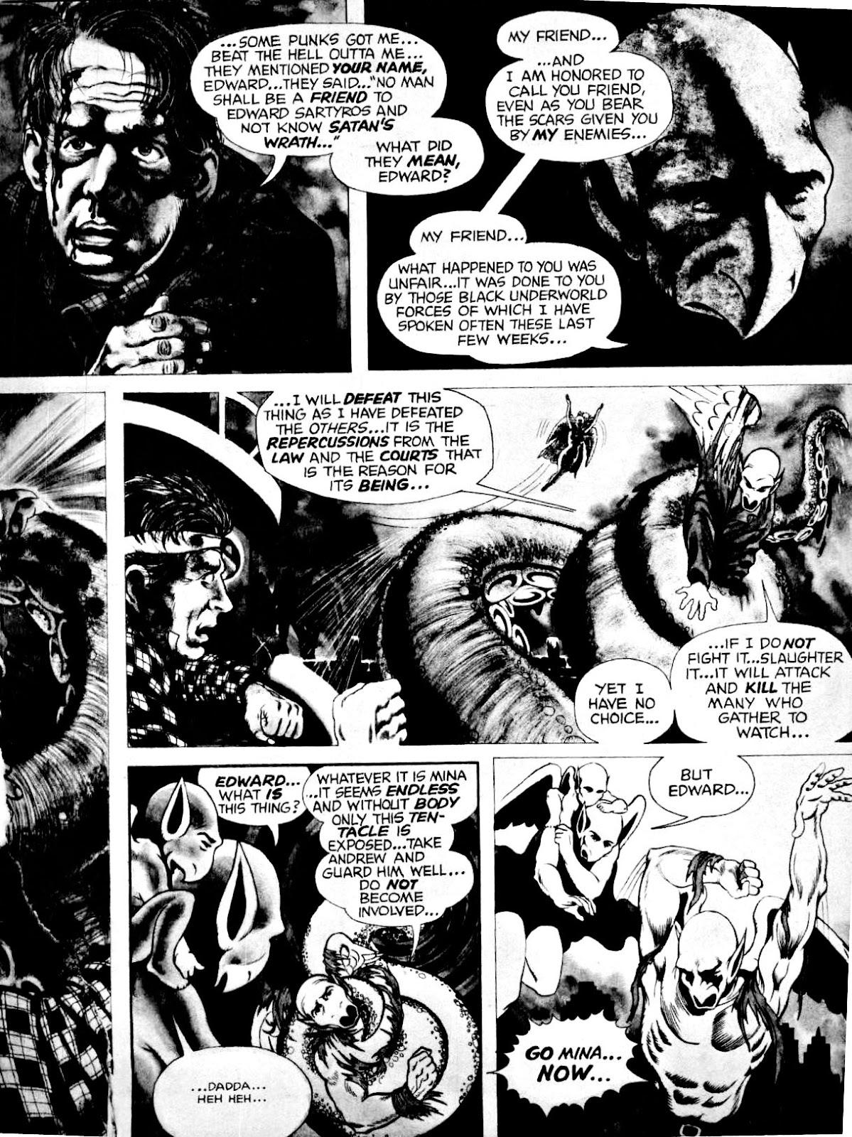 Nightmare (1970) issue 14 - Page 61