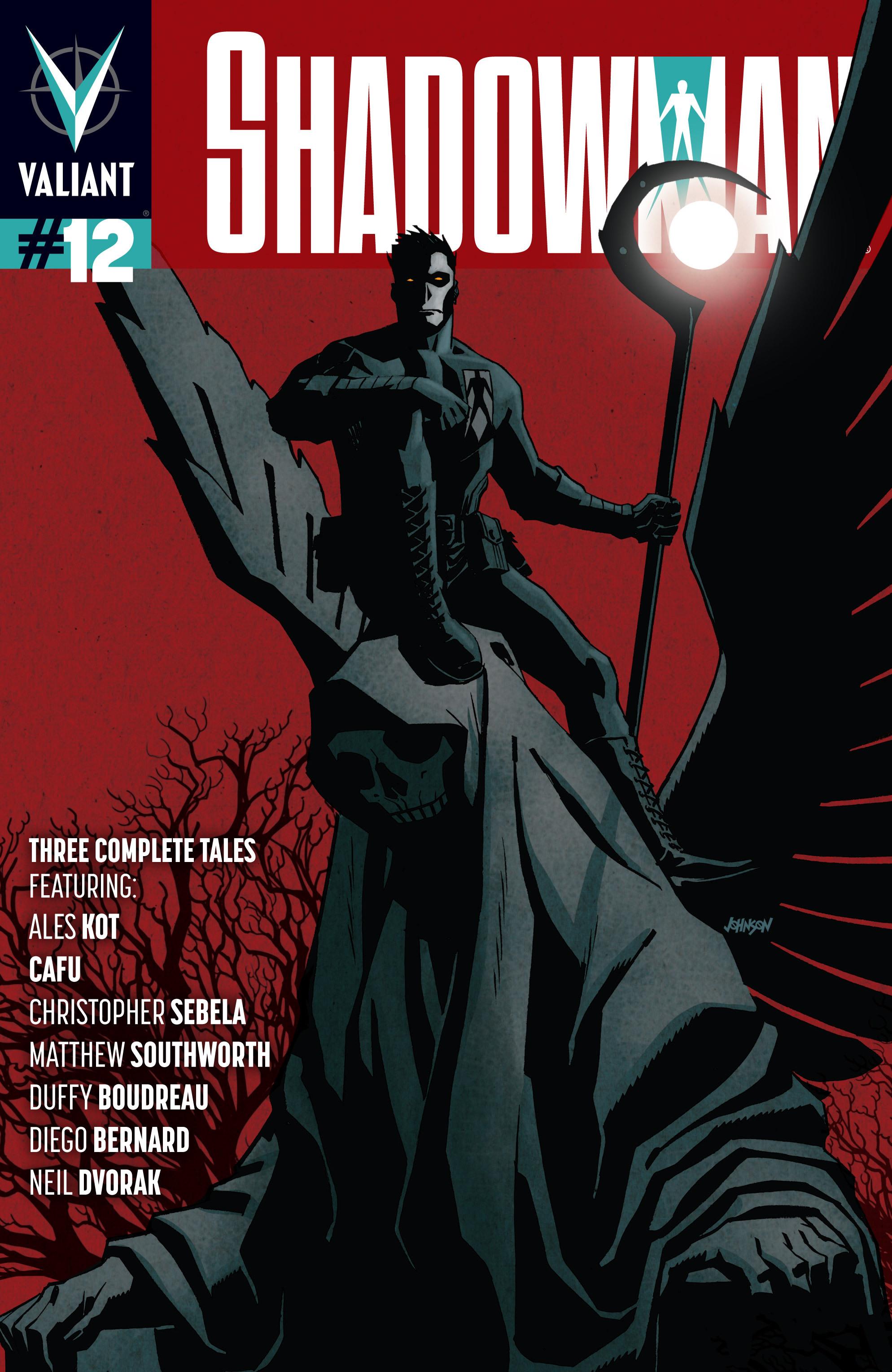 Read online Shadowman (2012) comic -  Issue #12 - 1