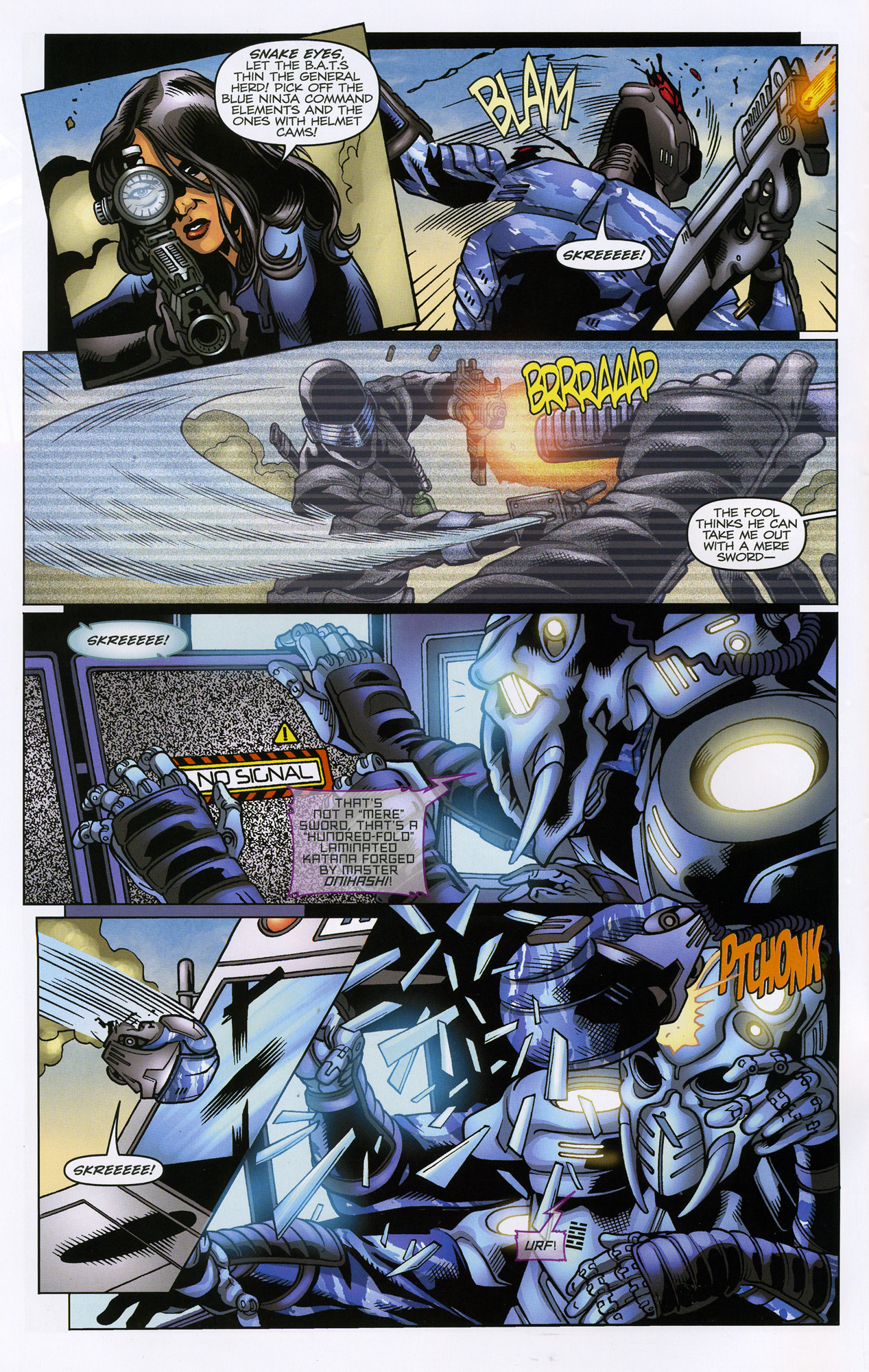 G.I. Joe: A Real American Hero 178 Page 4