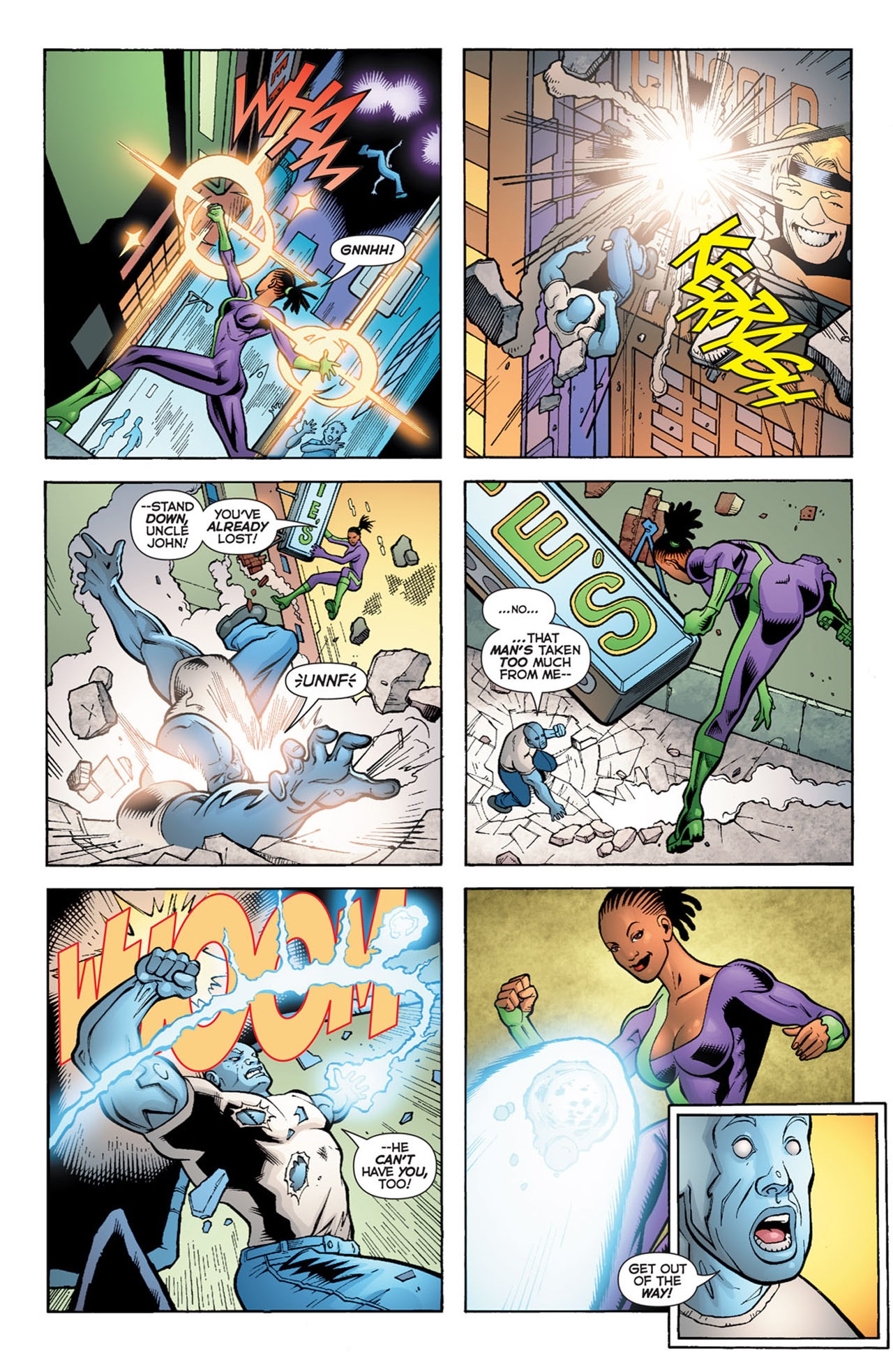 Read online 52 comic -  Issue #9 - 8