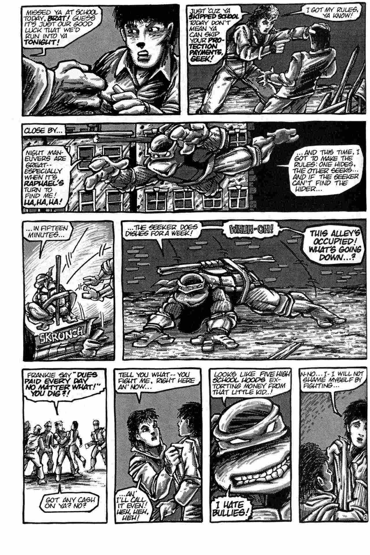 Read online Shell Shock comic -  Issue # Full - 34